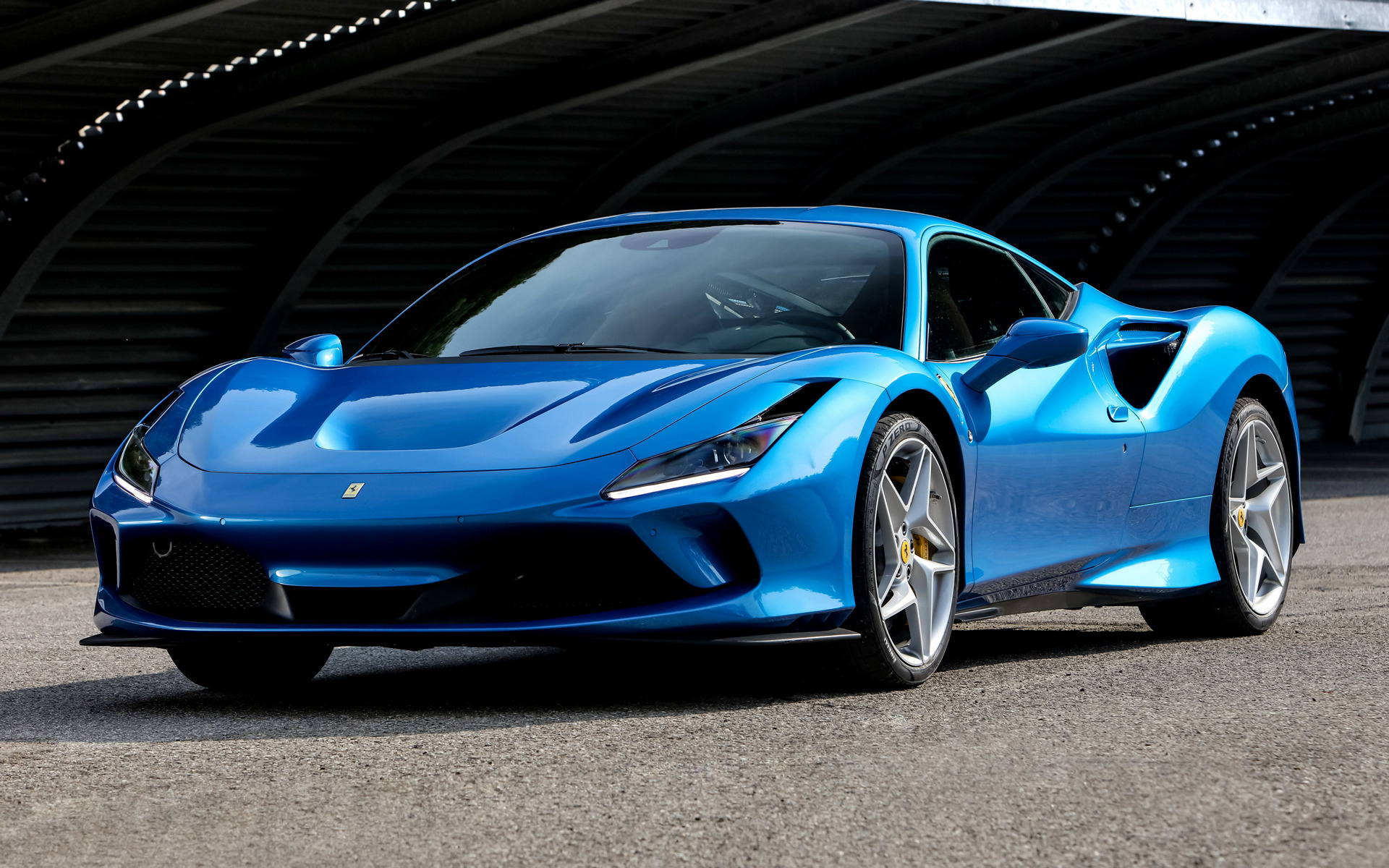 2019 Ferrari F8 Tributo - Wallpapers and HD Images | Car Pixel