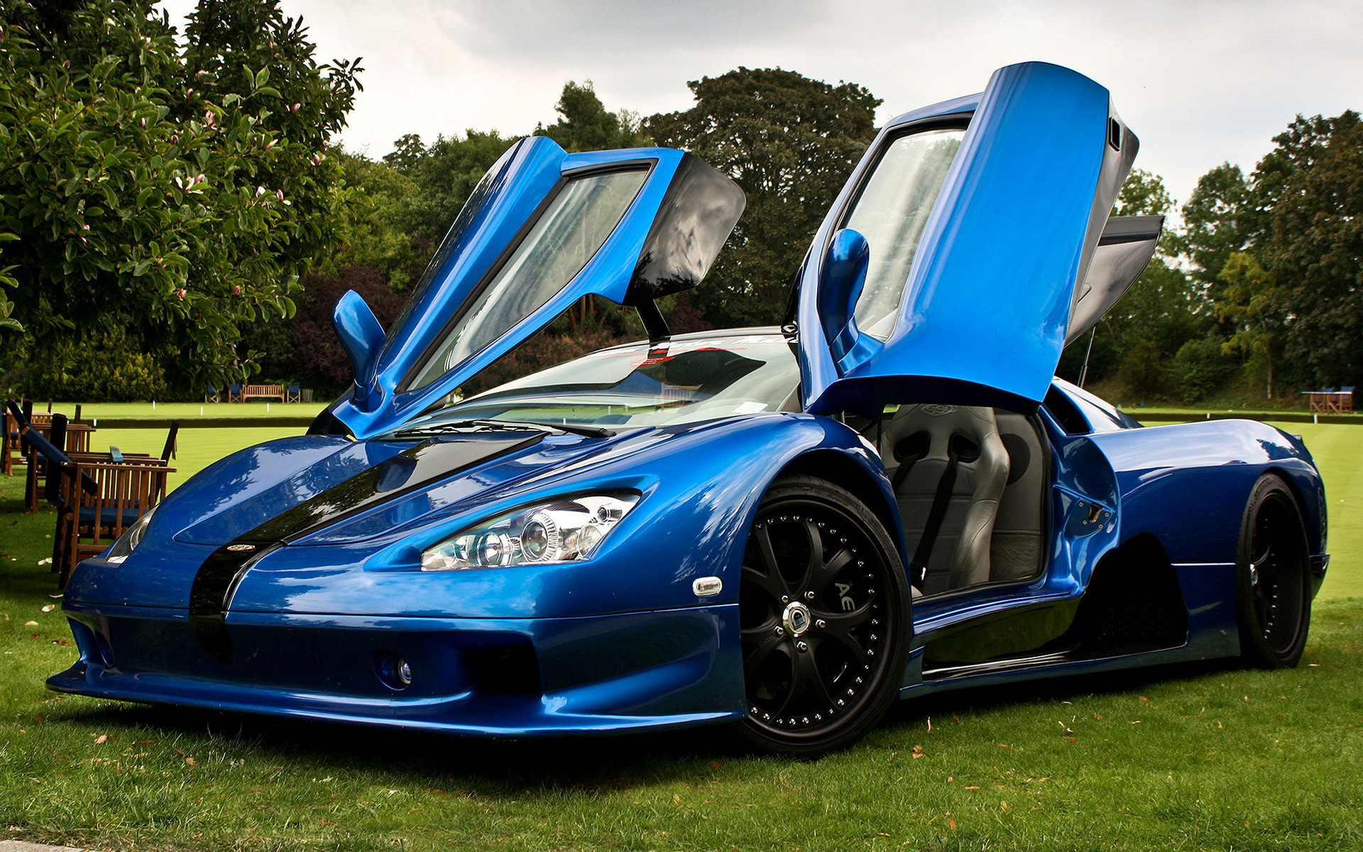 SSC Ultimate Aero (2006) Wallpapers and HD Images - Car Pixel