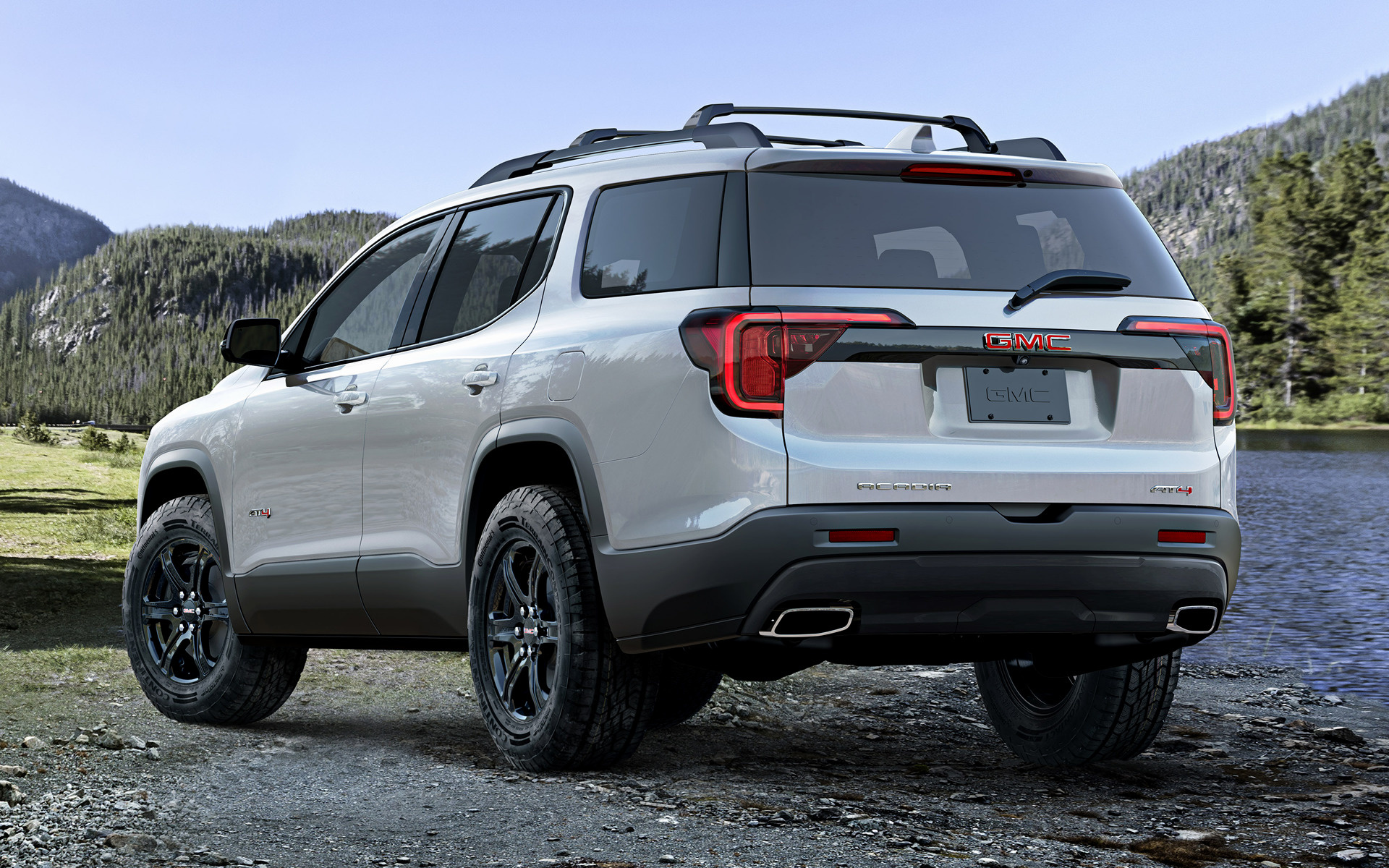 2020 GMC Acadia AT4 - Wallpapers and HD Images | Car Pixel