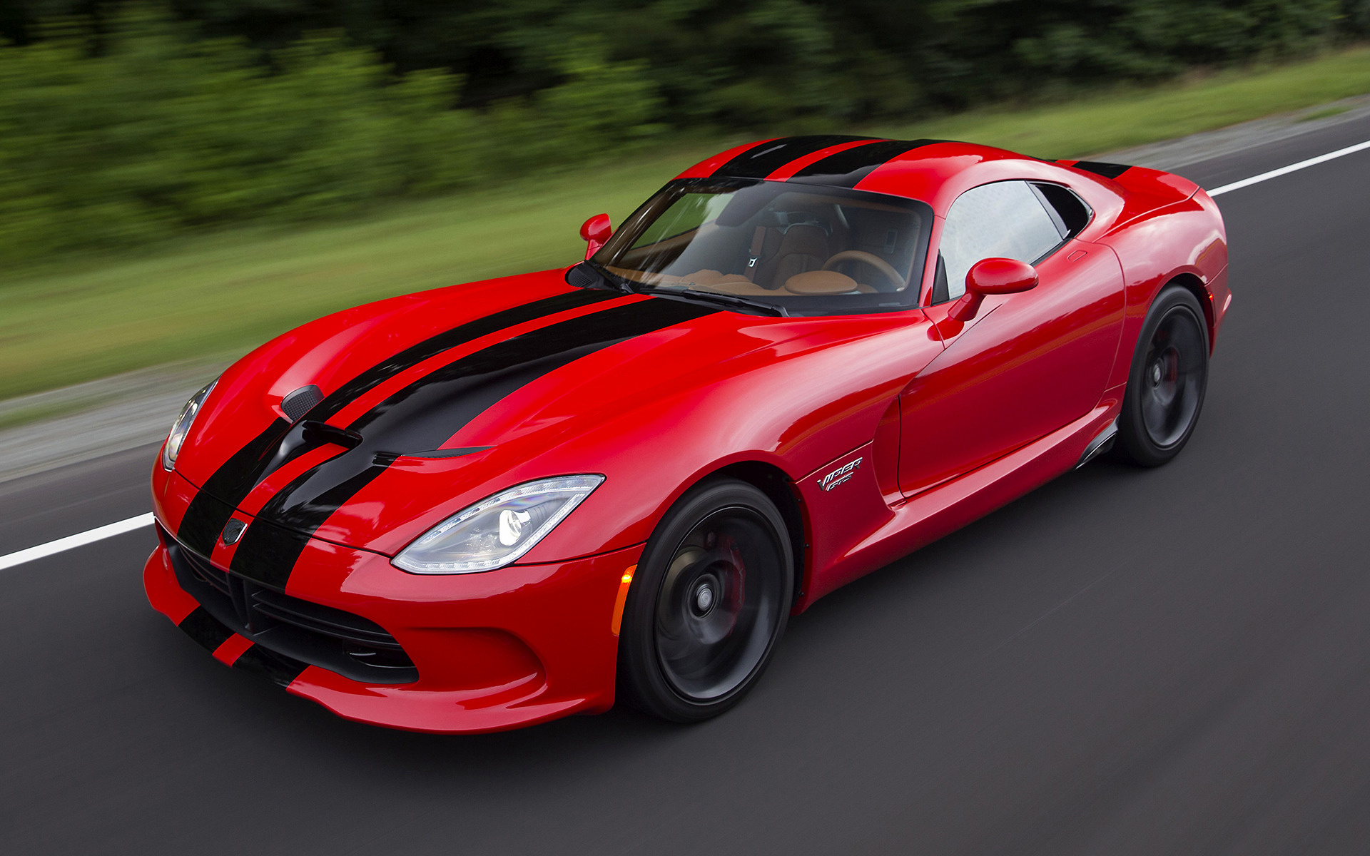 2015 Dodge Viper GTS - Wallpapers and HD Images | Car Pixel