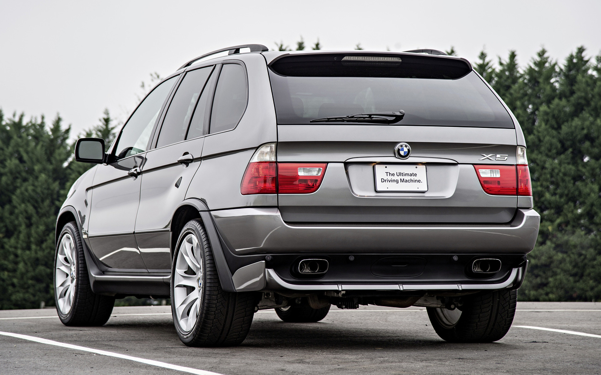 2004 bmw x5 sport us wallpapers and hd images car pixel. Black Bedroom Furniture Sets. Home Design Ideas