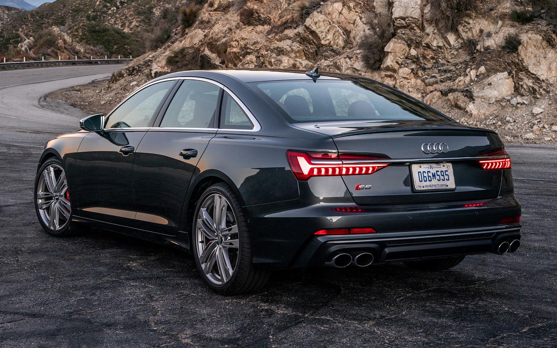 2020 Audi S6 Reviews