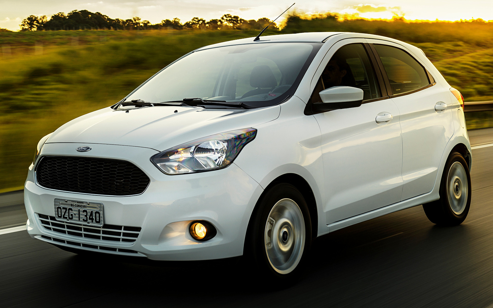 2014 Ford Ka Br Wallpapers And Hd Images Car Pixel