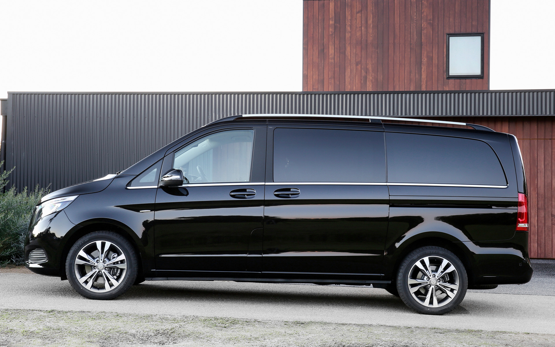 Mercedes-Benz V-Class [Long] (2015) AU Wallpapers and HD Images ...