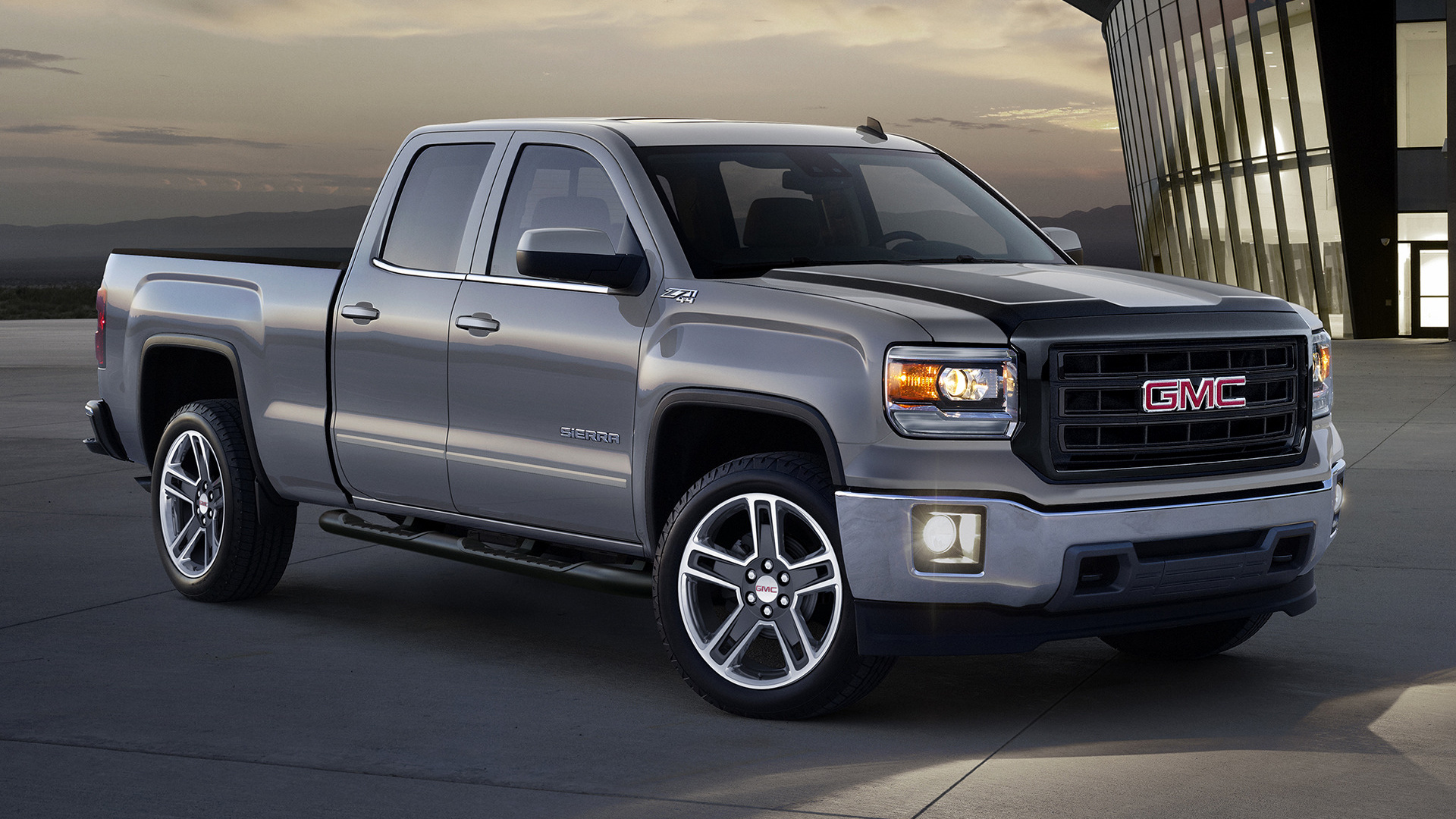 Dodge Crew Cab >> 2015 GMC Sierra 1500 SLE Double Cab Carbon Edition ...