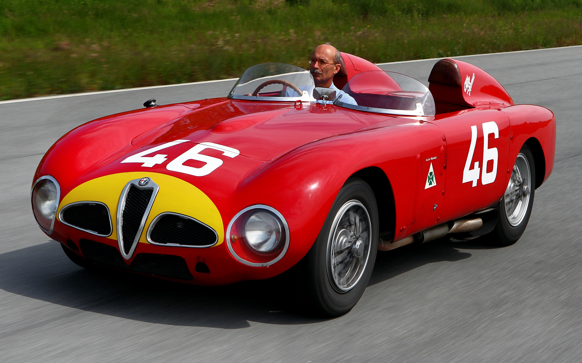 1953 Alfa Romeo 6C 3000 CM Wallpapers And HD Images