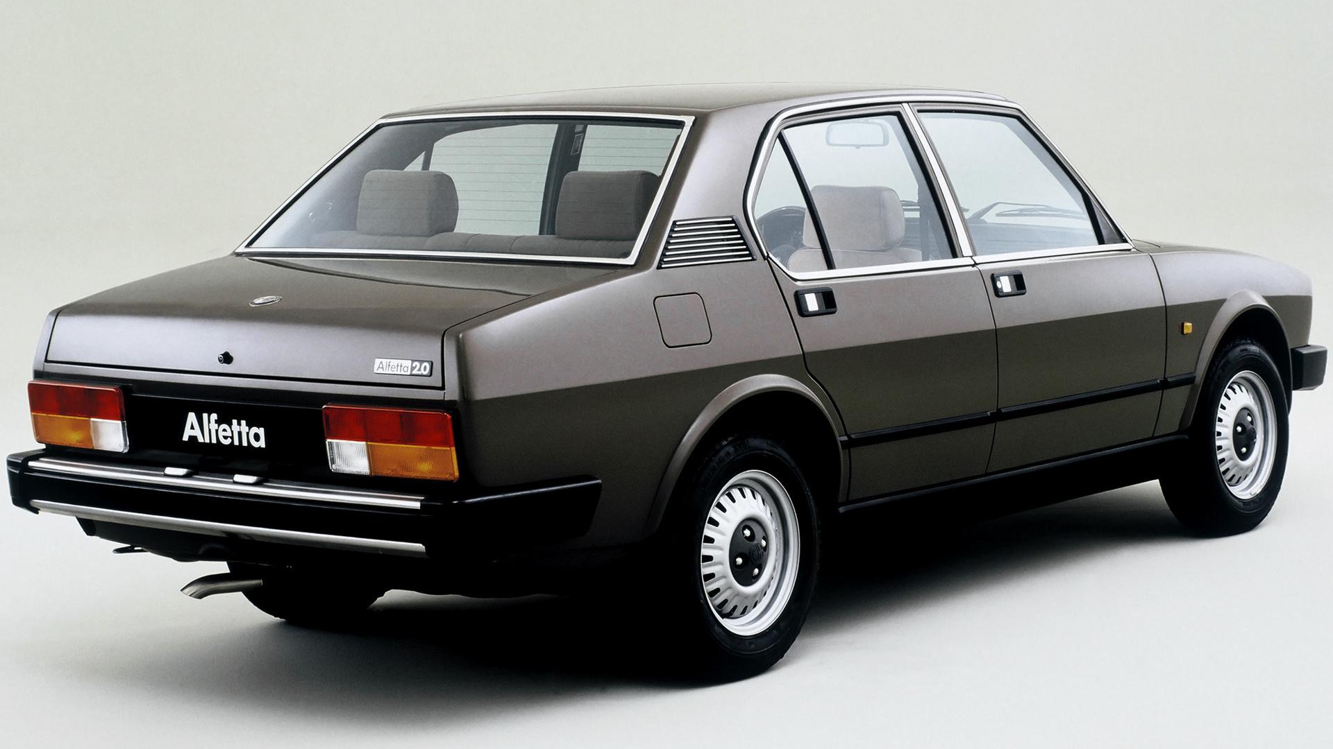 1981 Alfa Romeo Alfetta 2 0 Wallpapers And Hd Images Car Pixel