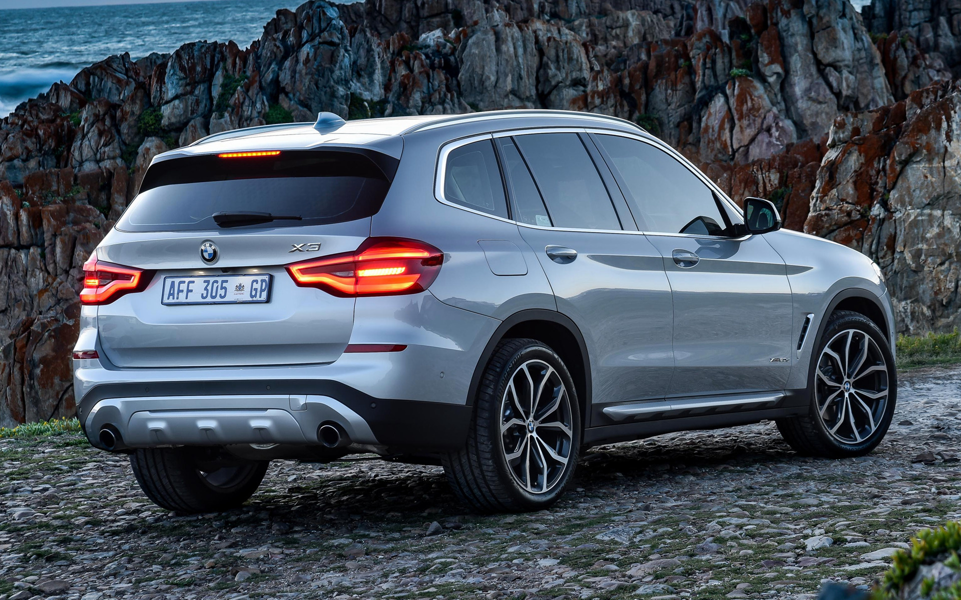 2017 BMW X3 (ZA) - Wallpapers and HD Images | Car Pixel