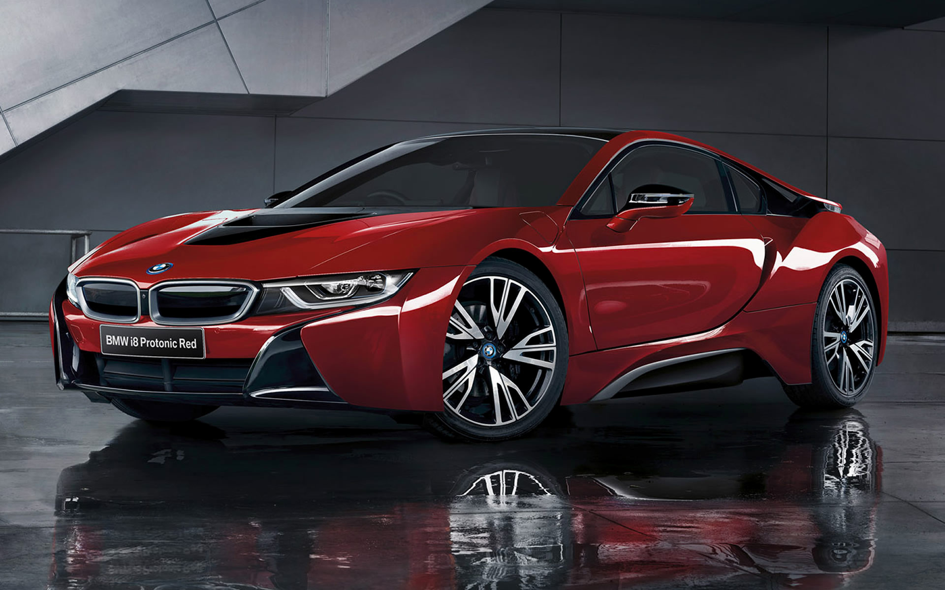 Dodge Ram 2015 >> 2016 BMW i8 Protonic Red Edition - Wallpapers and HD ...