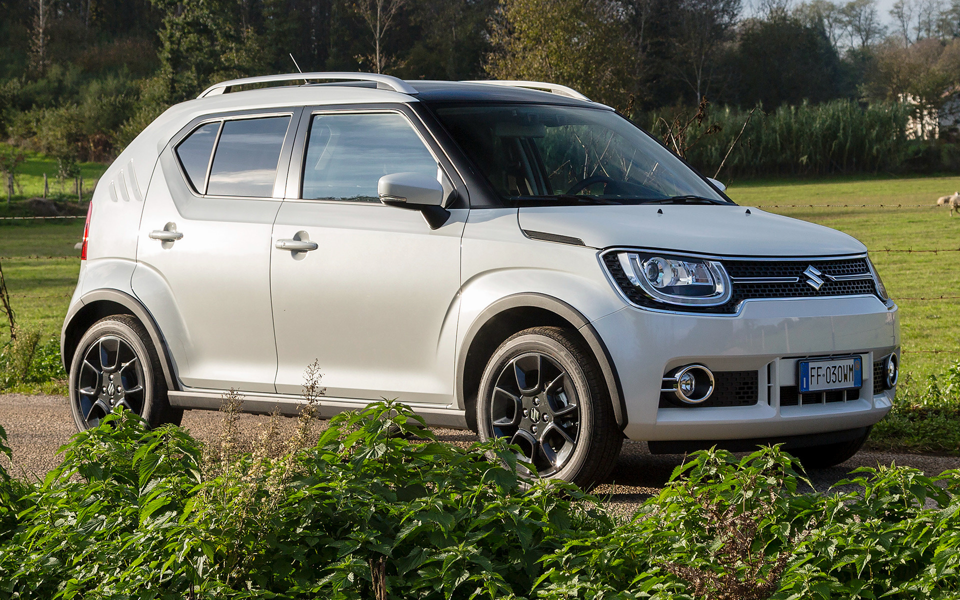 suzuki ignis 2016 wallpapers and hd images car pixel. Black Bedroom Furniture Sets. Home Design Ideas