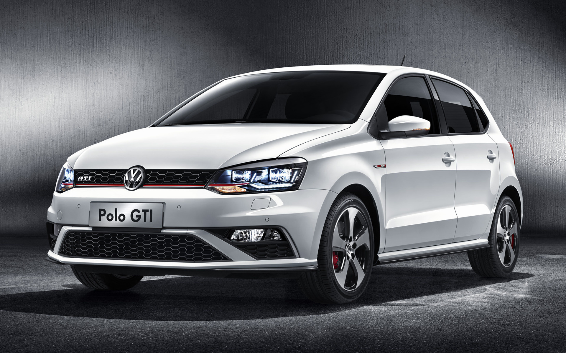 Volkswagen Polo Gti 5 Door 2015 Cn Wallpapers And Hd