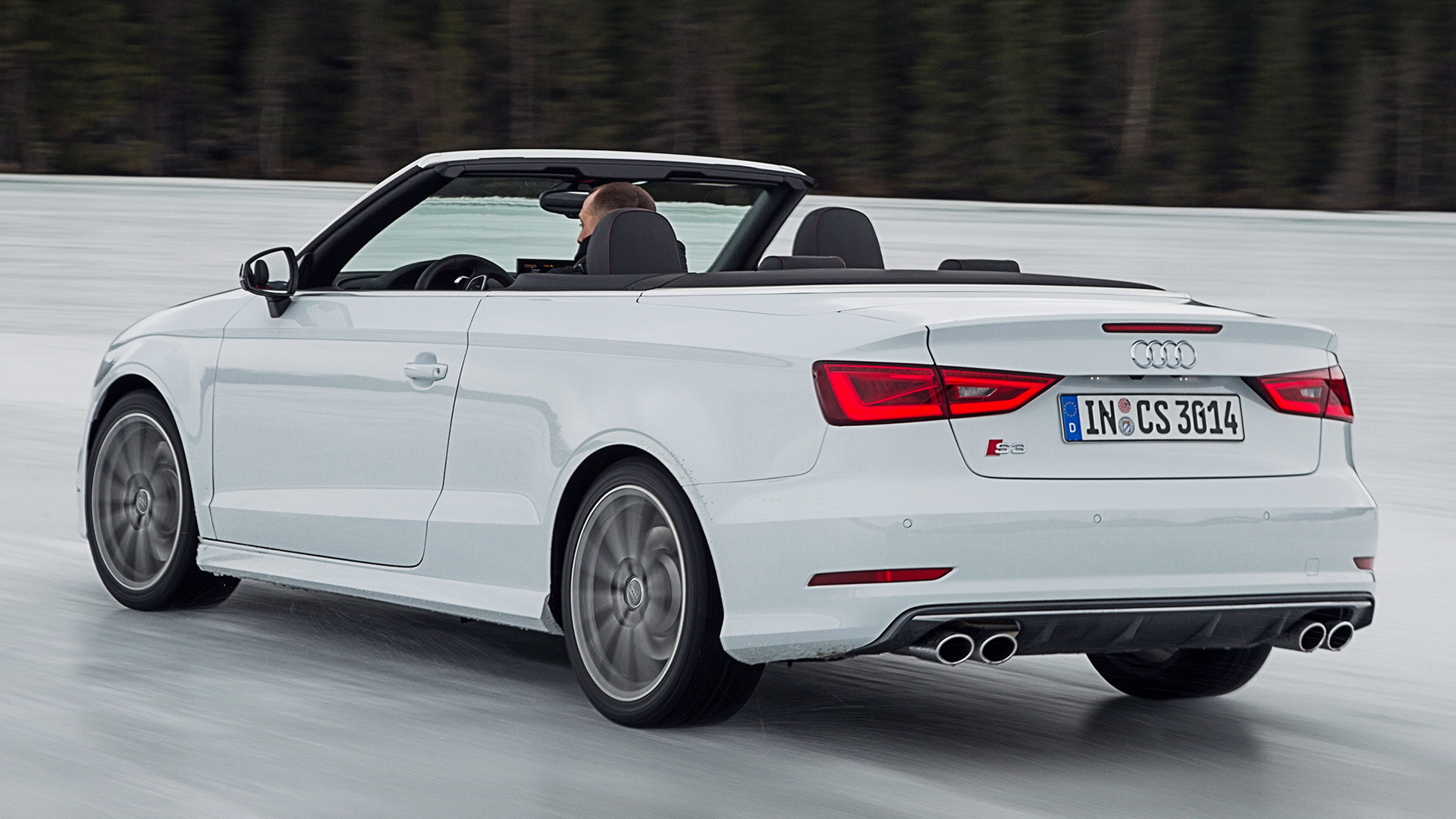 2014 Audi S3 Cabriolet Wallpapers And Hd Images Car Pixel