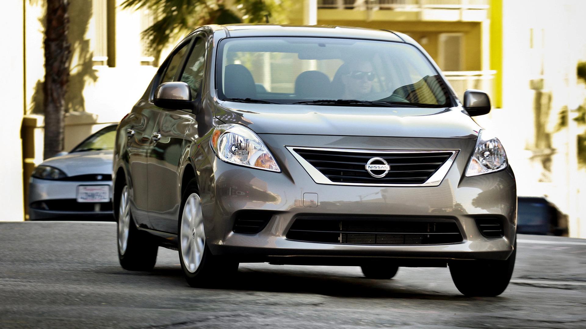 Nissan versa sedan 2012 wallpapers and hd images car pixel nissan versa sedan 2012 thumbnail 4792 4792 hd 169 vanachro Images