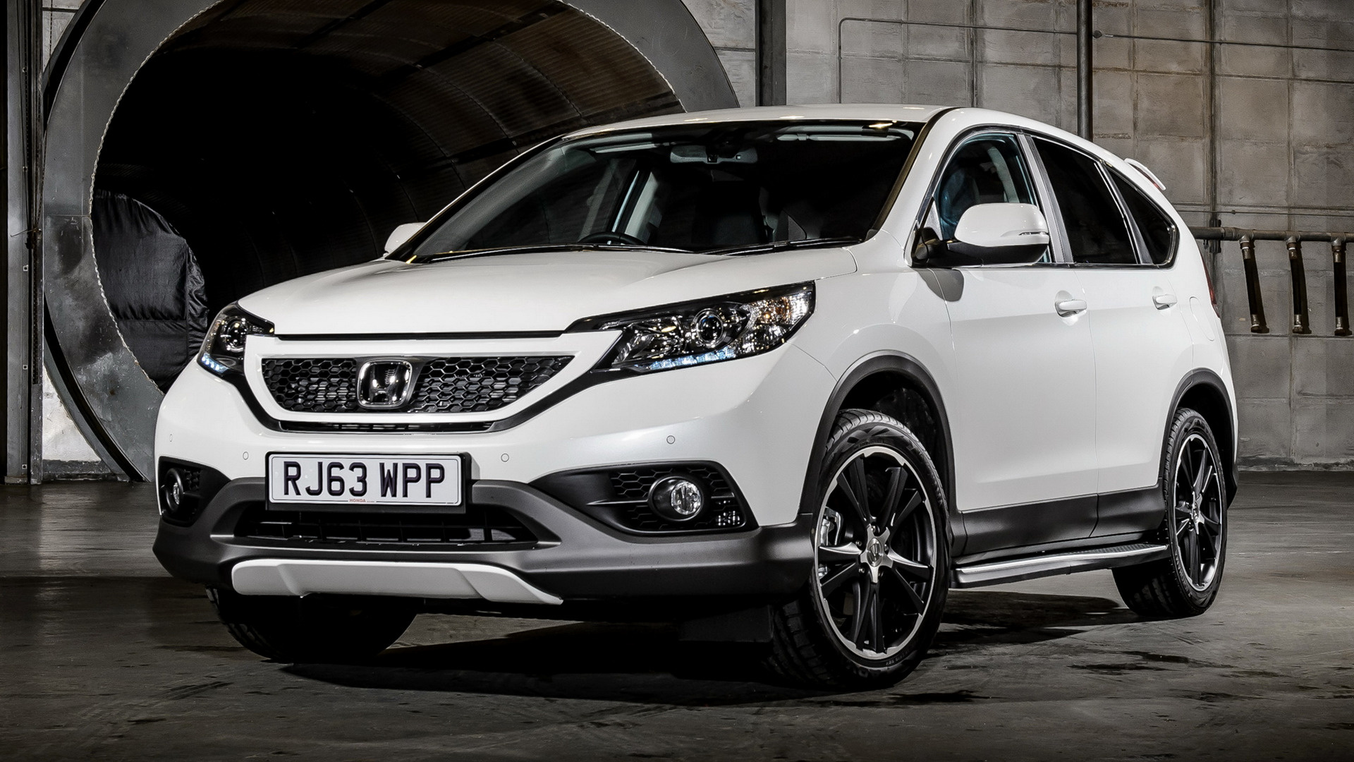 Honda Cr V White Wallpaper Hd