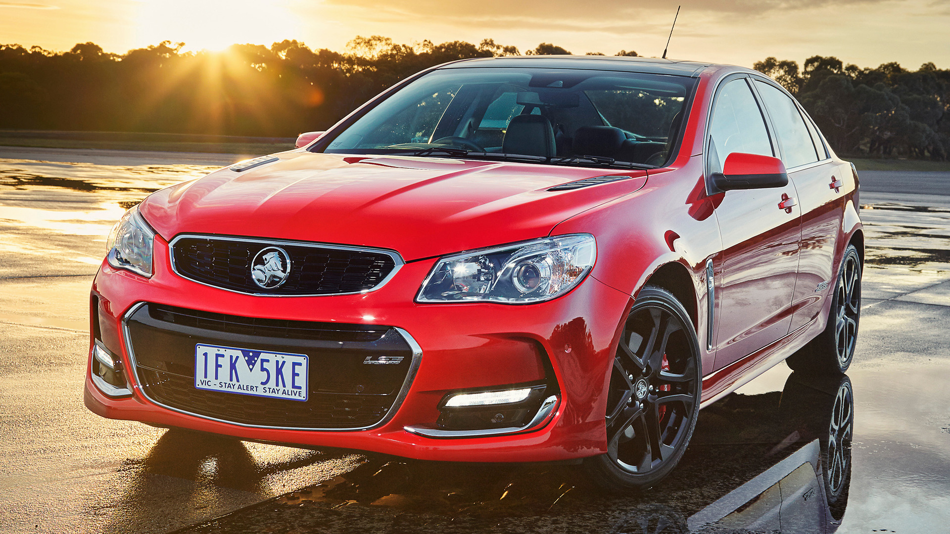 Holden Commodore Ss V Redline 2015 Wallpapers And Hd
