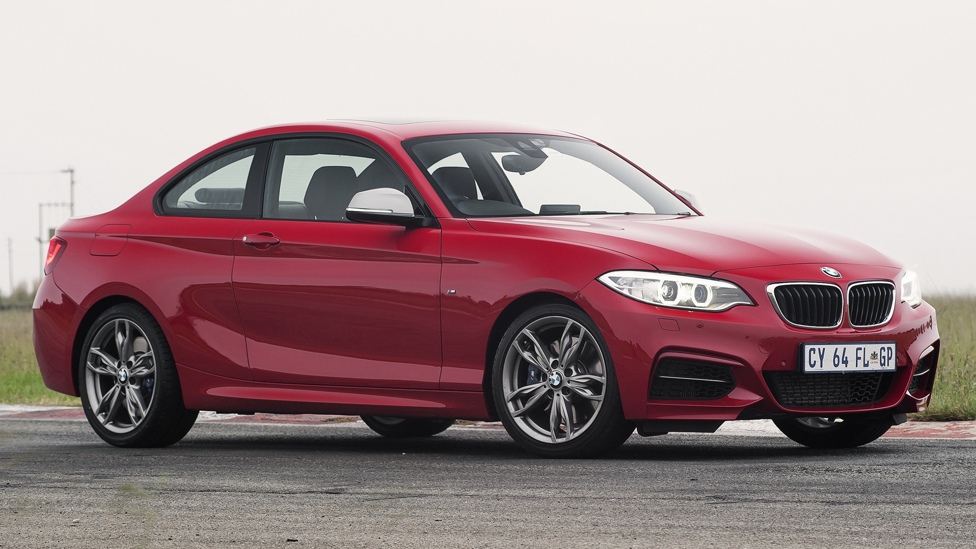2014 BMW M235i Coupe (ZA) - Wallpapers and HD Images | Car ...