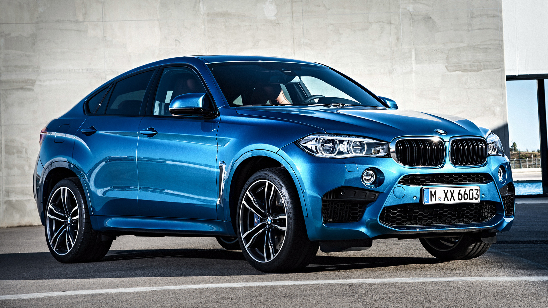 Bmw X6 M 2015 Wallpapers And Hd Images Car Pixel