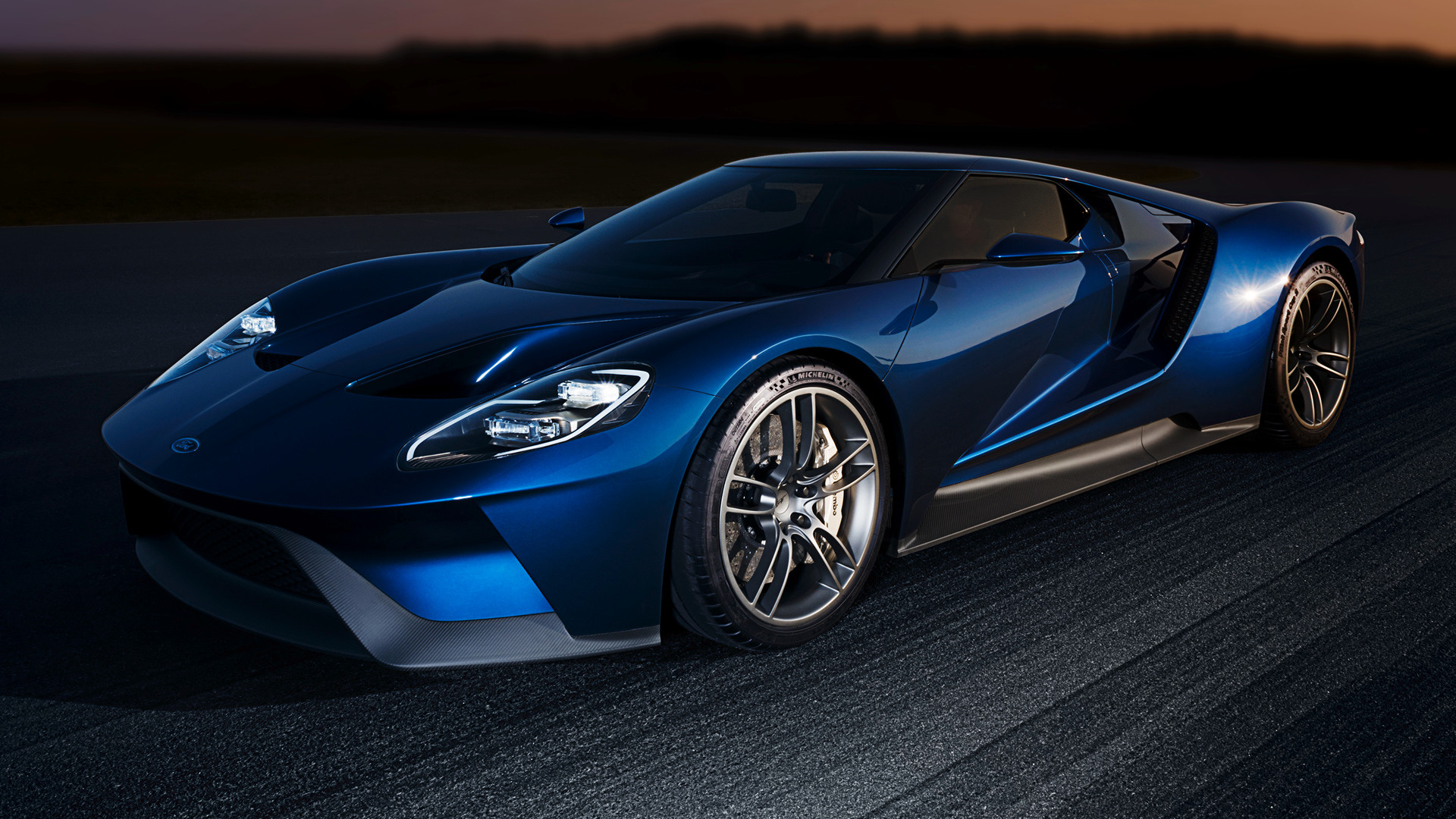 Heritage Volkswagen Subaru >> 2015 Ford GT Concept - Wallpapers and HD Images | Car Pixel
