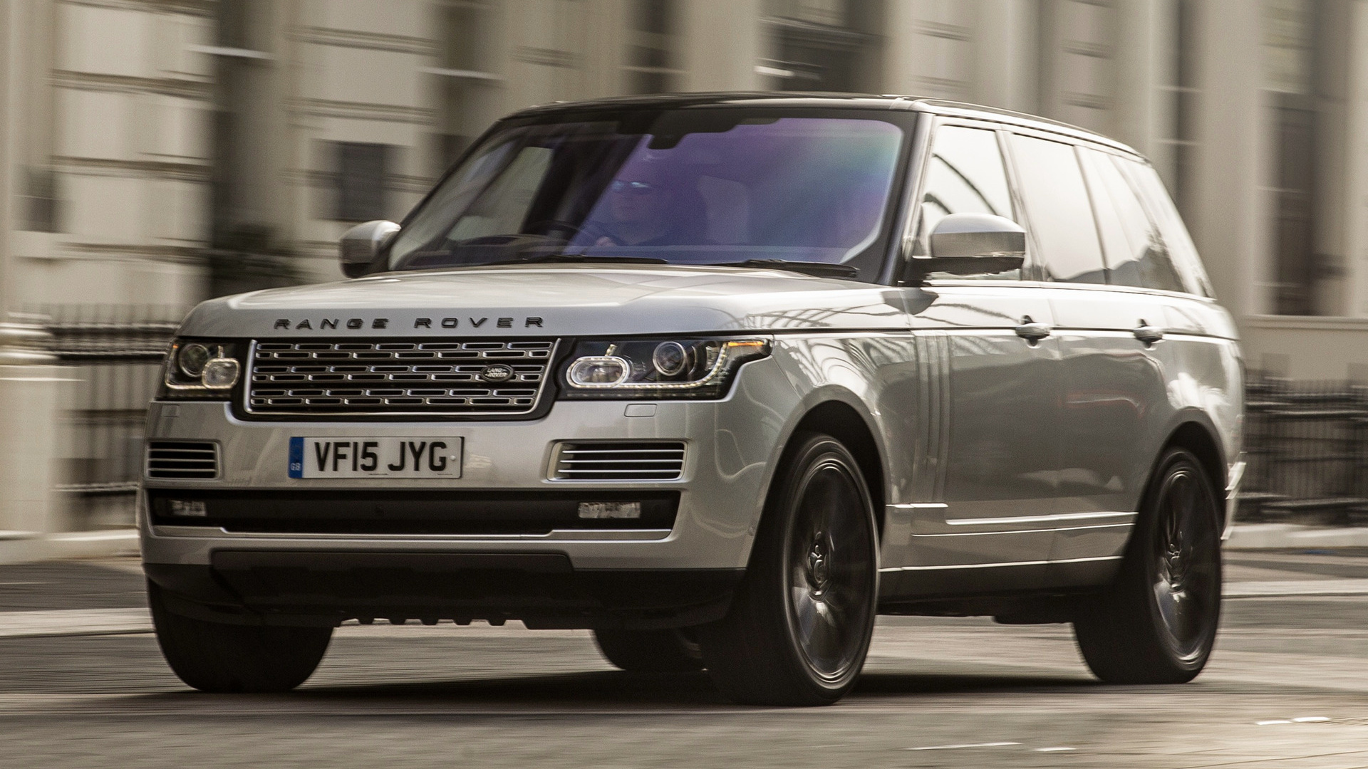 2015 Range Rover SVAutobiography (UK) - Wallpapers and HD ...