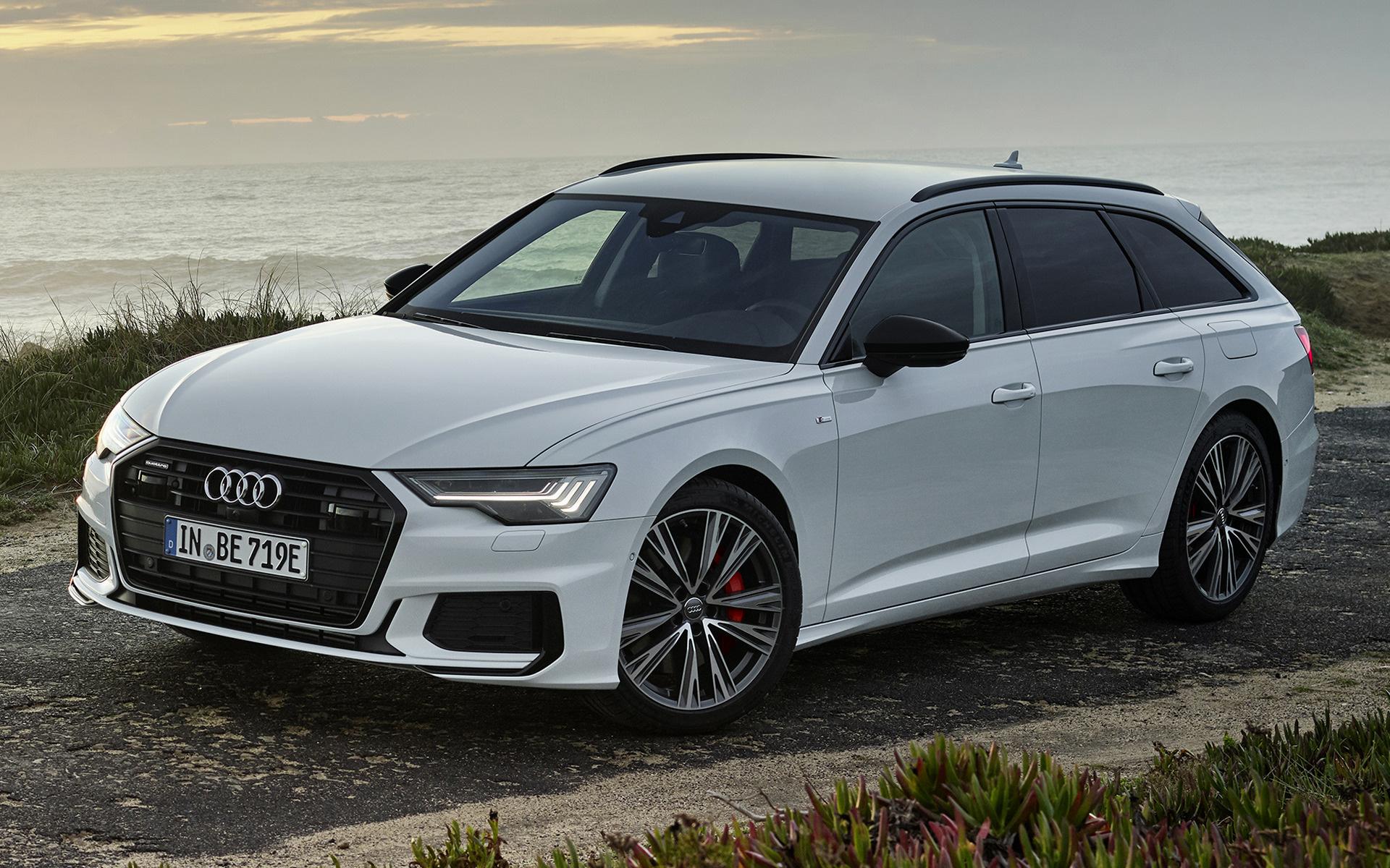 2020 Audi A6 Wallpaper