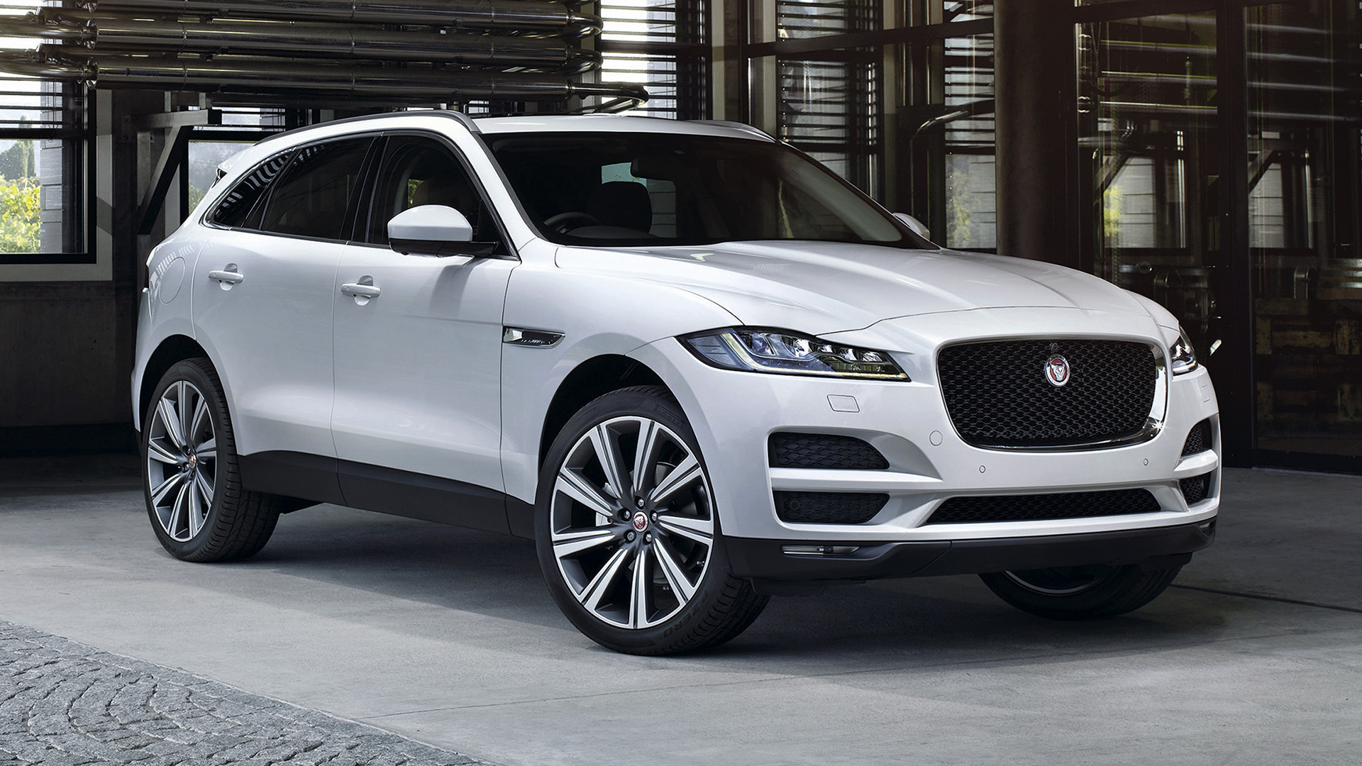 Jaguar F-Pace (2016) UK Wallpapers and HD Images - Car Pixel