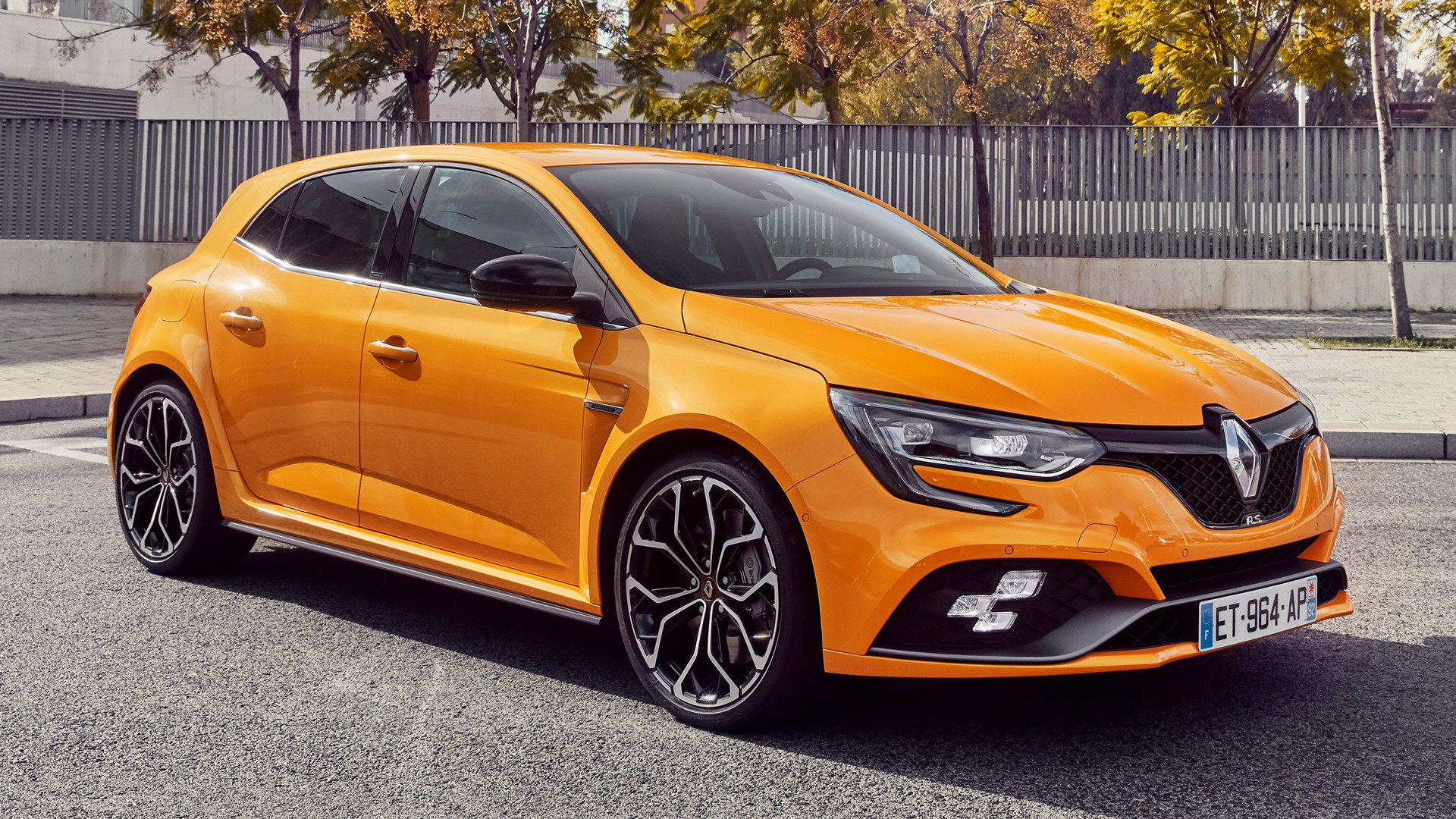renault megane rs 2018 wallpapers and hd images car pixel. Black Bedroom Furniture Sets. Home Design Ideas