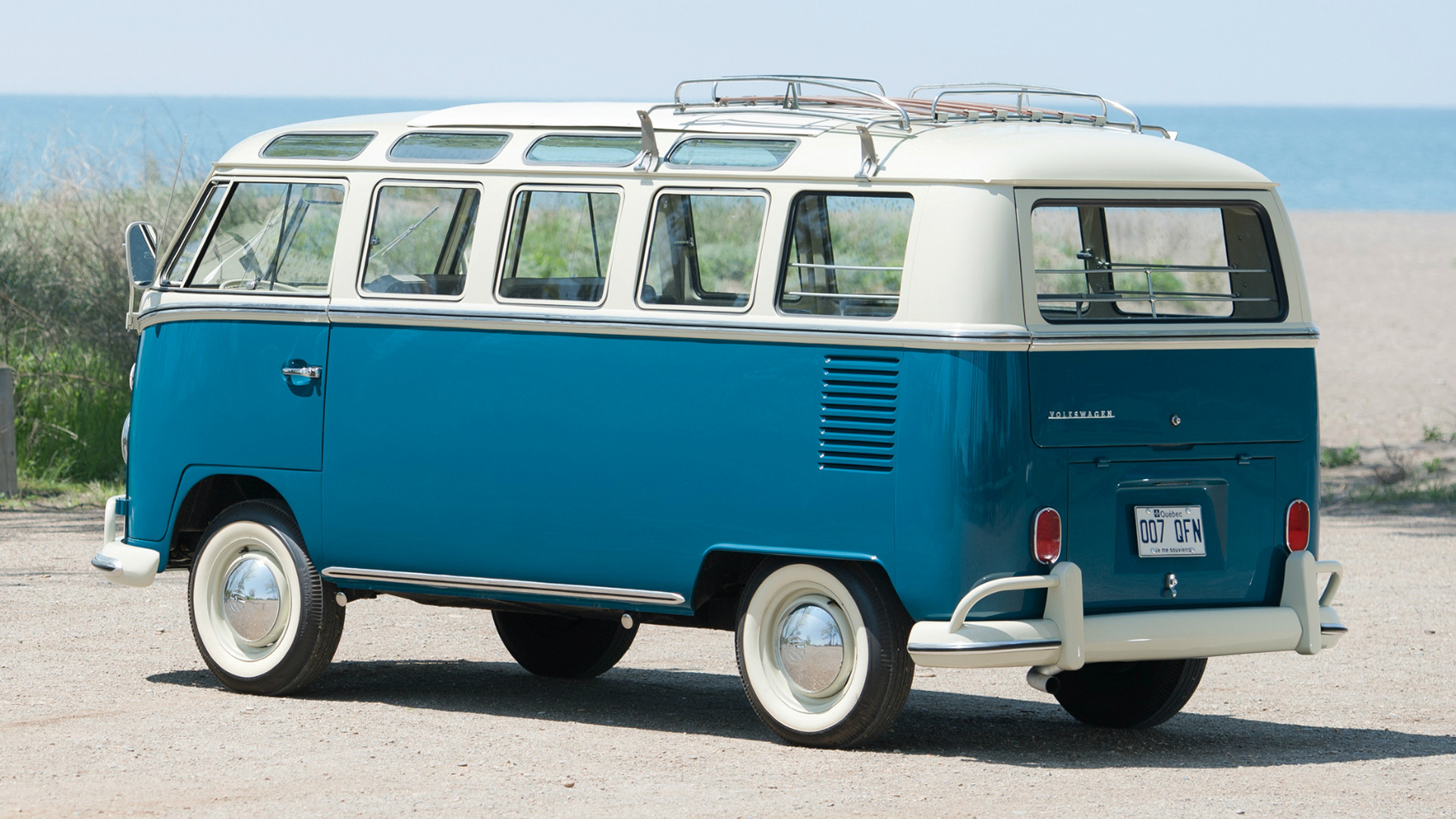 Volkswagen T1 Samba Bus (1964) US Wallpapers and HD Images - Car Pixel