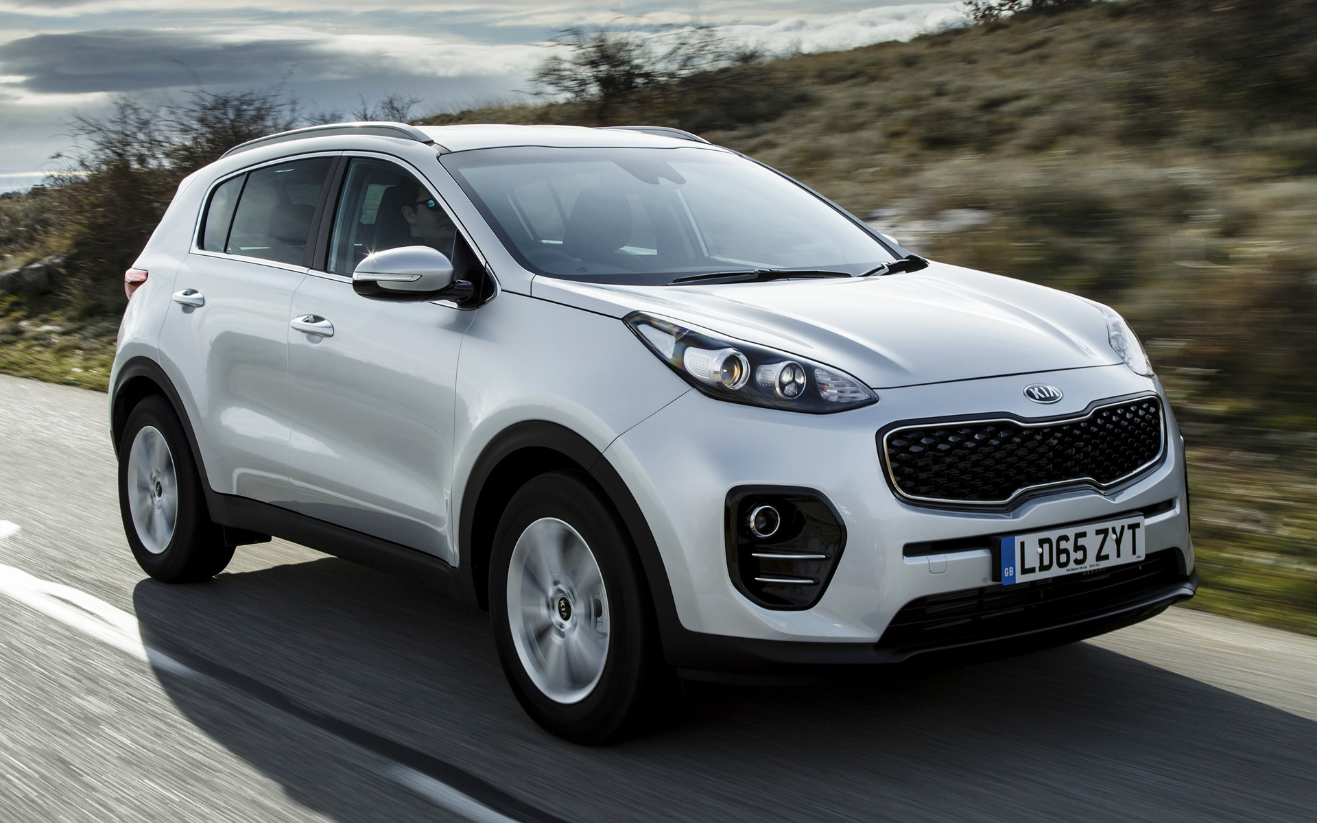 2016 Kia Sportage Uk Wallpapers And Hd Images Car Pixel