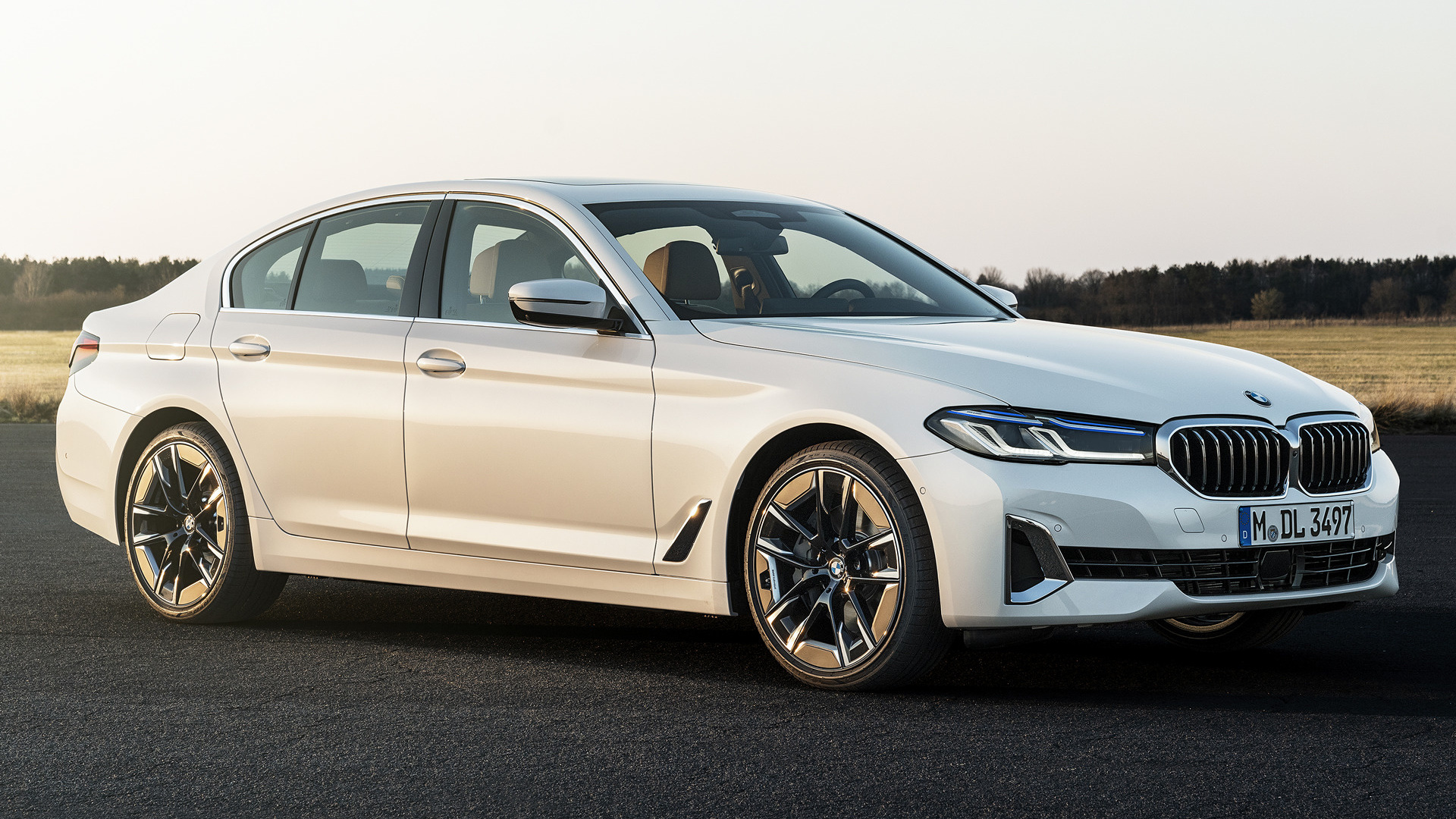2020 BMW 550I Research New