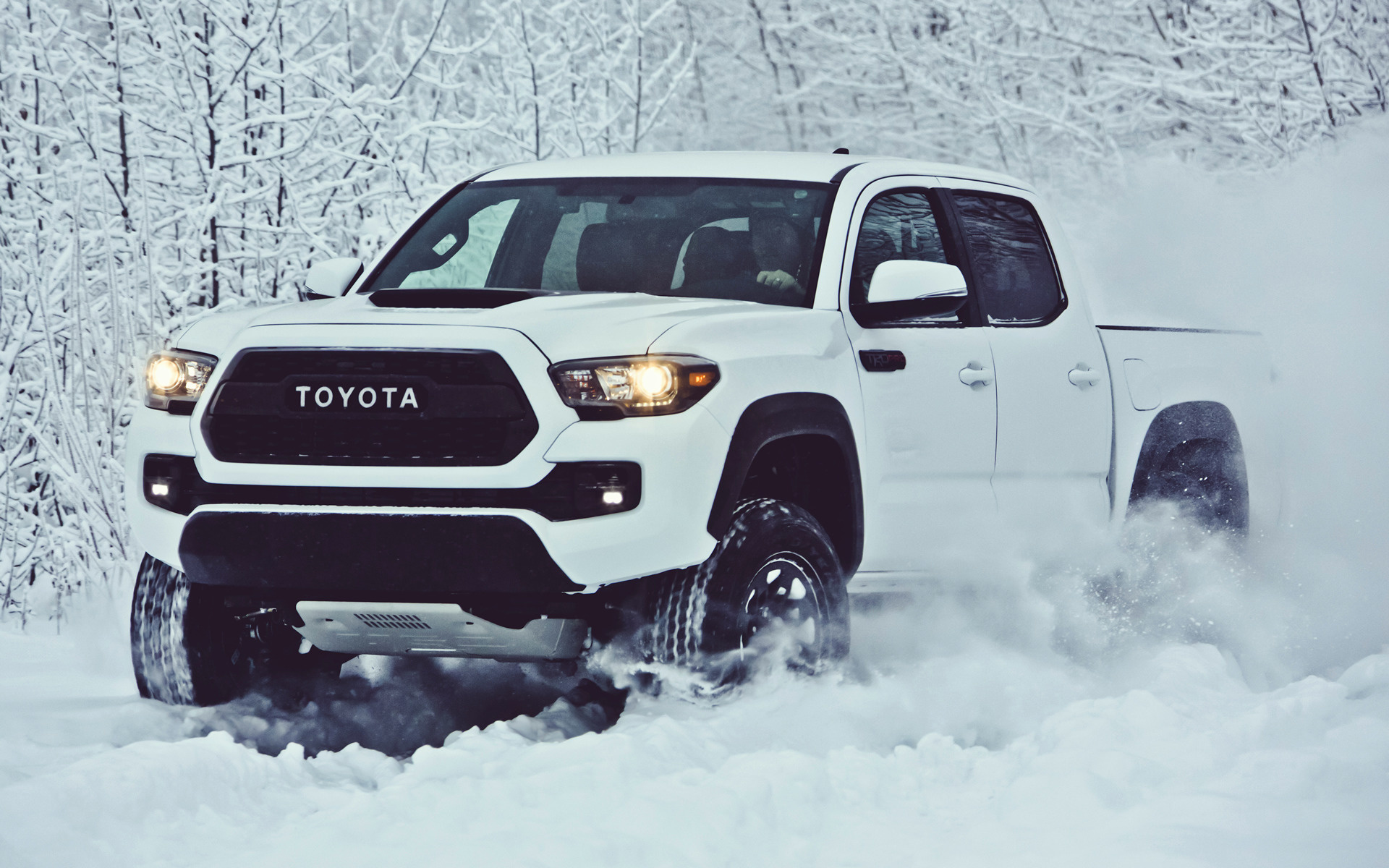 2014 4runner For Sale >> Toyota Tacoma TRD Pro Double Cab (2017) Wallpapers and HD Images - Car Pixel