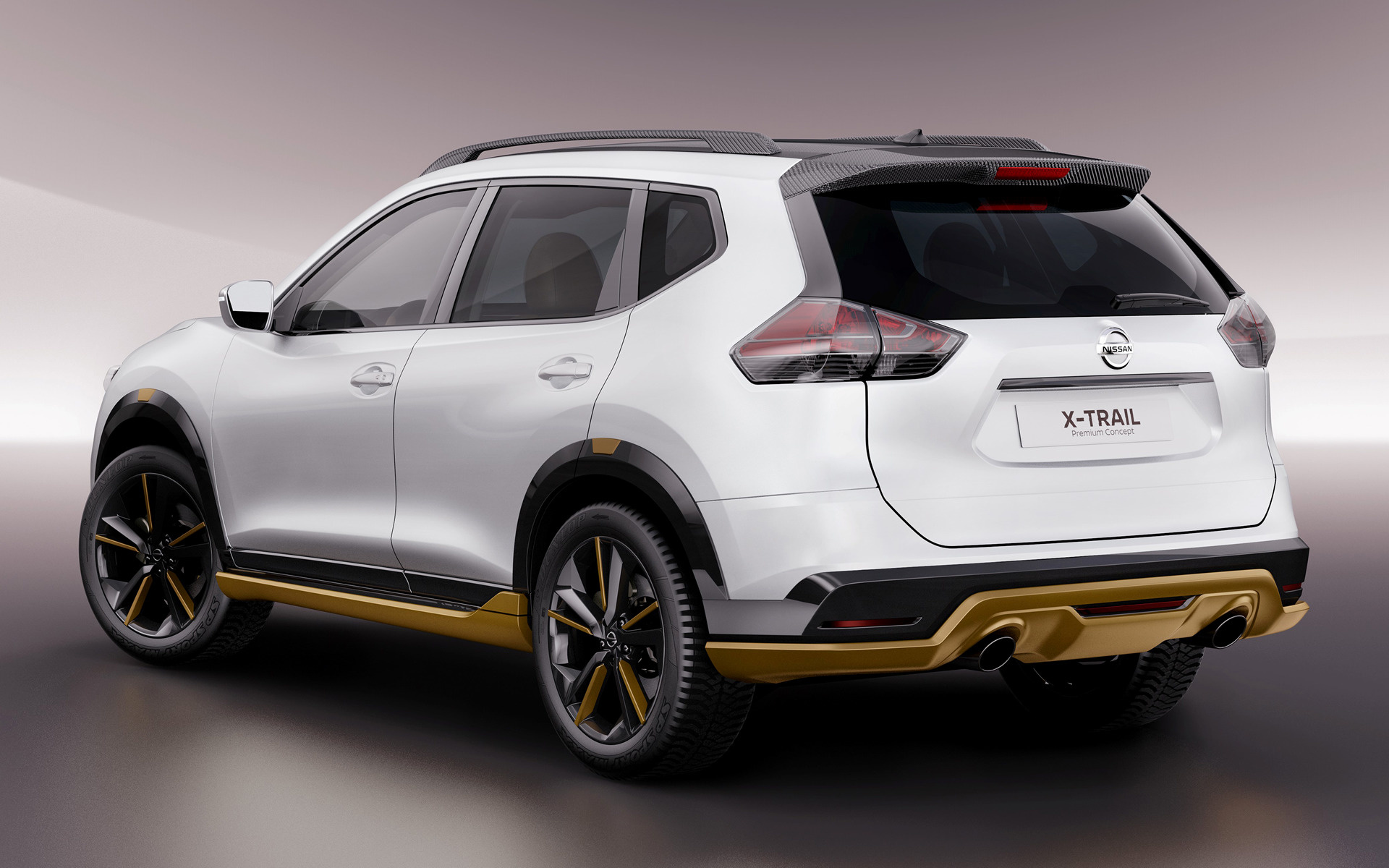 Nissan X Trail Premium Concept 2016 Wallpapers And Hd