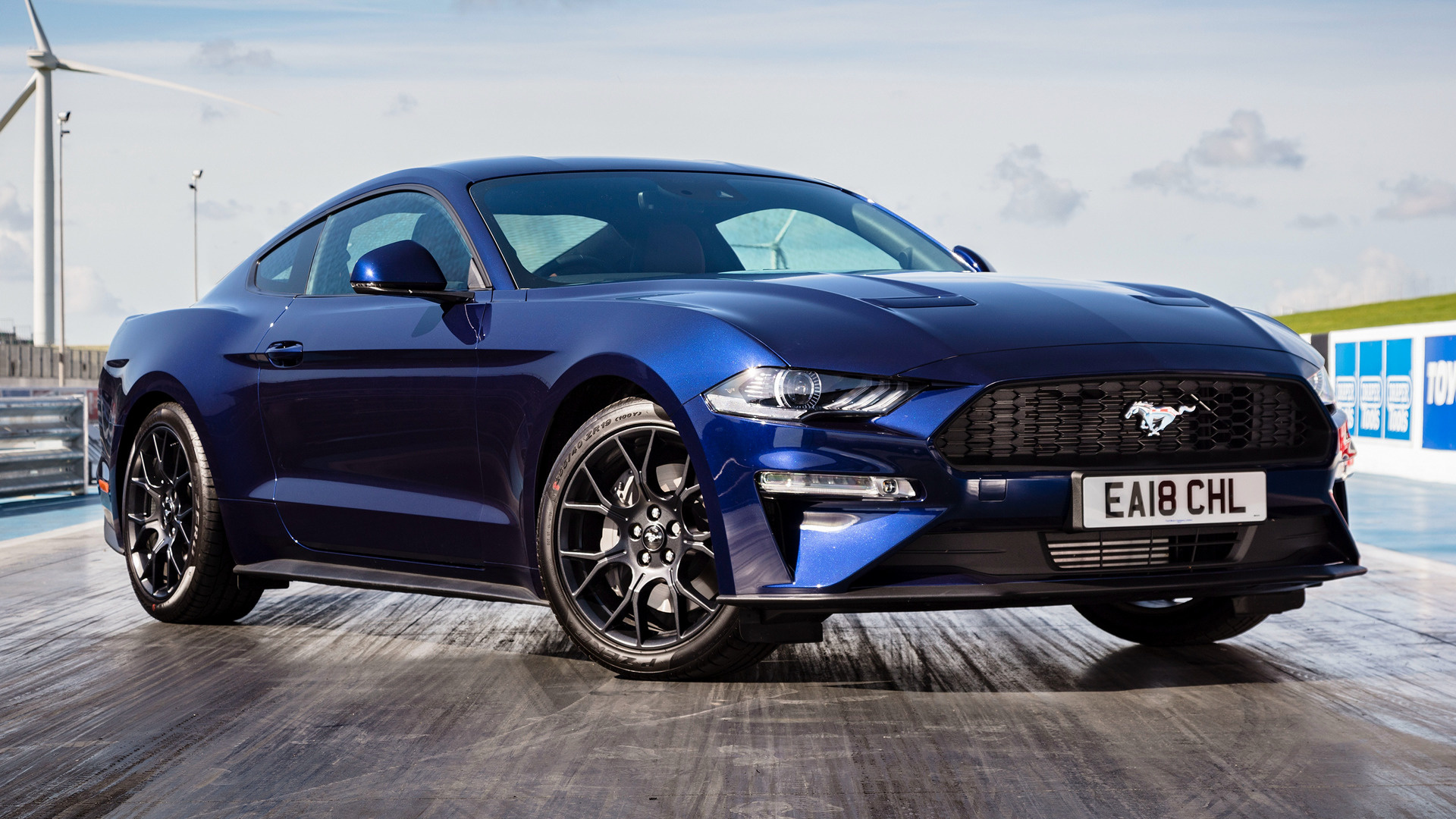 Ford Mustang 2018 Uk Wallpapers And Hd Images Car Pixel