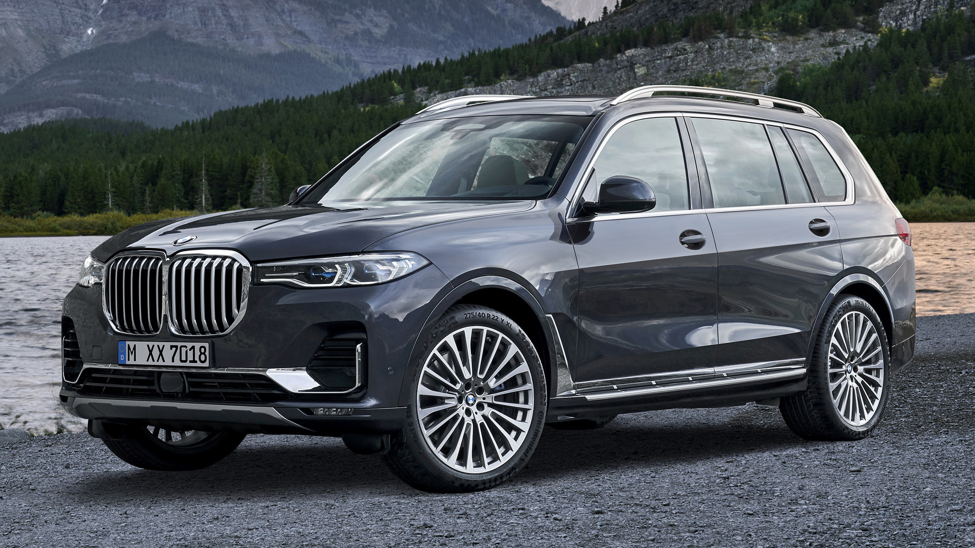 2019 Bmw X7 Wallpapers And Hd Images Car Pixel