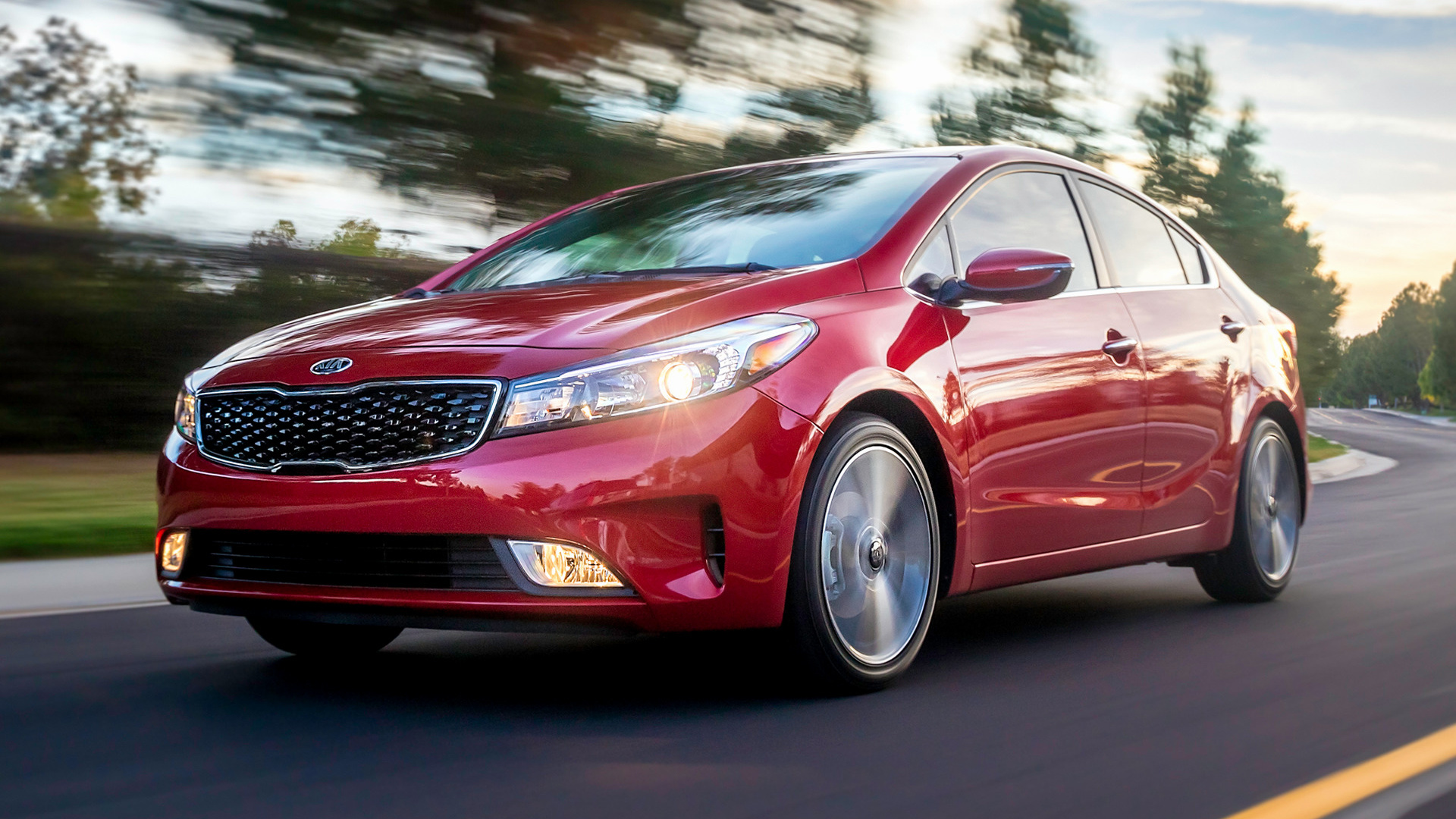 2017 Kia Forte Wallpapers And Hd Images Car Pixel