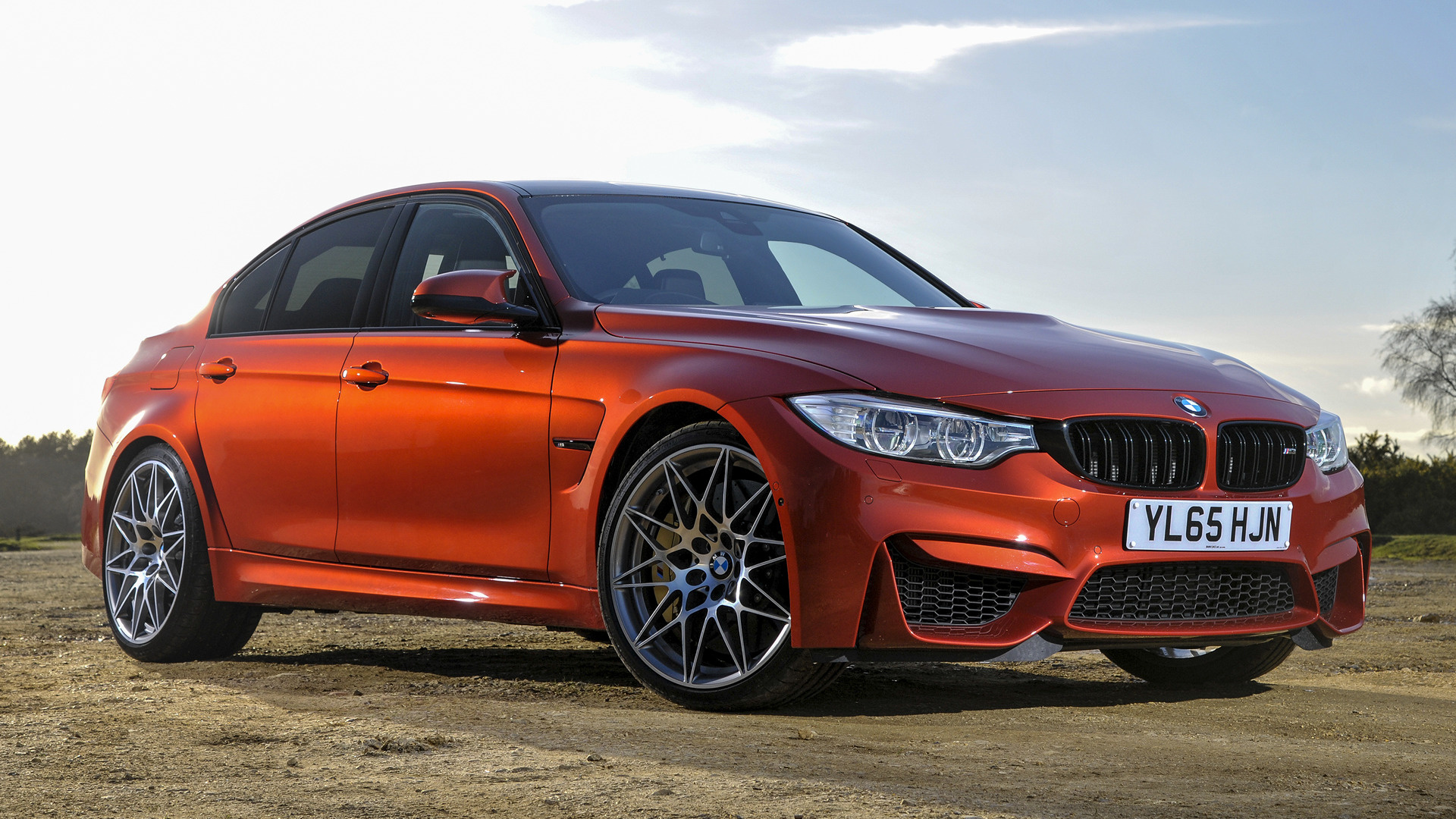 bmw m3 competition package 2016 uk wallpapers and hd images car pixel. Black Bedroom Furniture Sets. Home Design Ideas