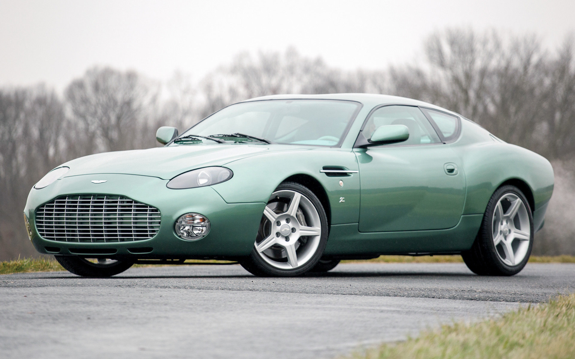 Aston Martin Db7 Zagato 2003 Wallpapers And Hd Images Car Pixel