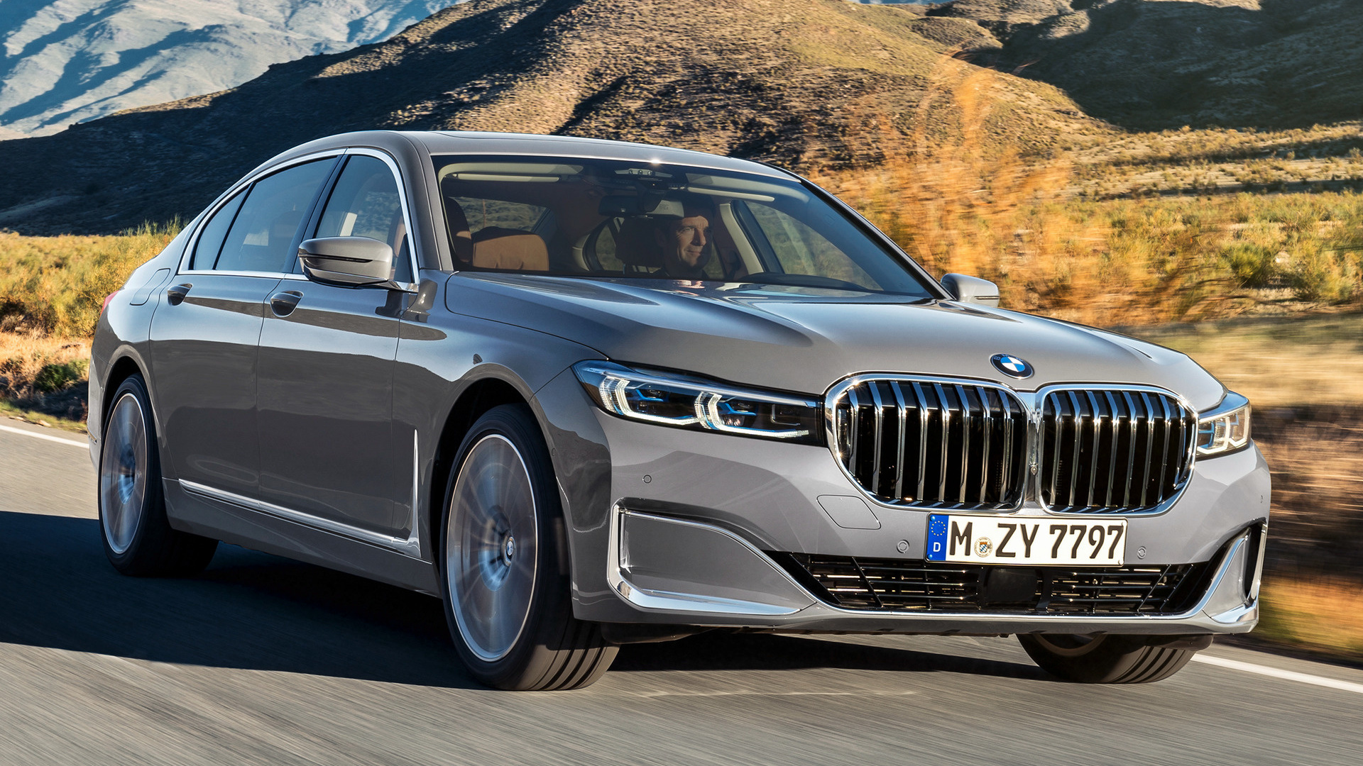 2019 BMW 7 Series [LWB] - Wallpapers and HD Images | Car Pixel