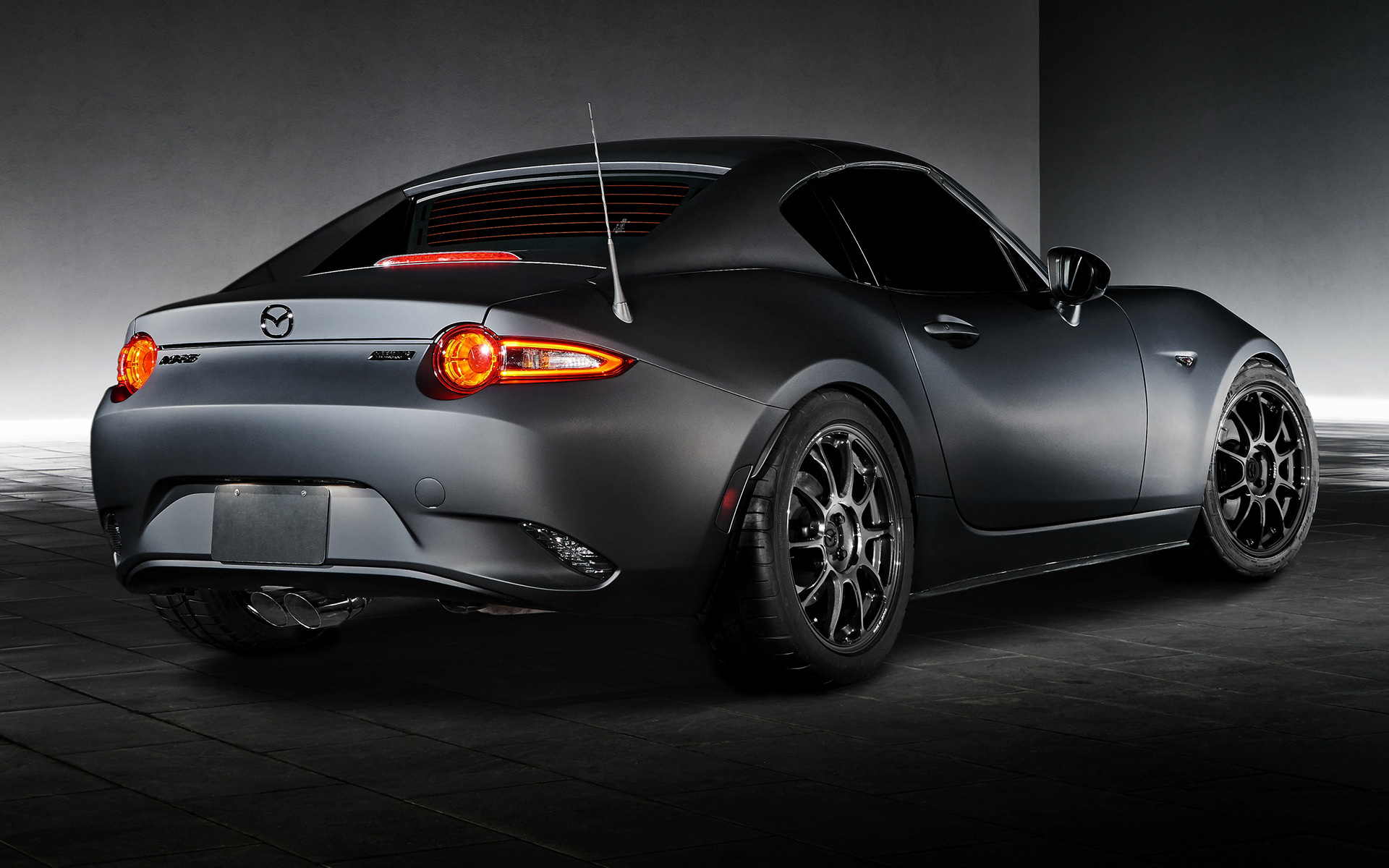 Mazda 6 Sport >> 2016 Mazda MX-5 Miata RF Kuro Concept - Wallpapers and HD ...