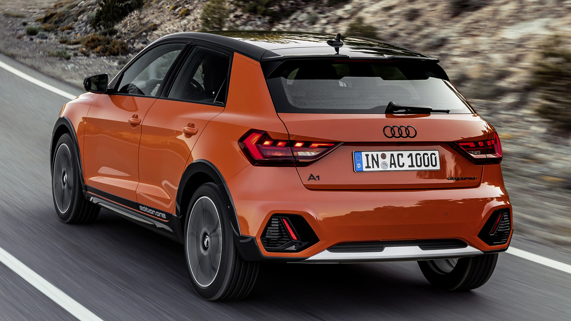 2019 Audi A1 Citycarver Edition One - Wallpapers and HD ...