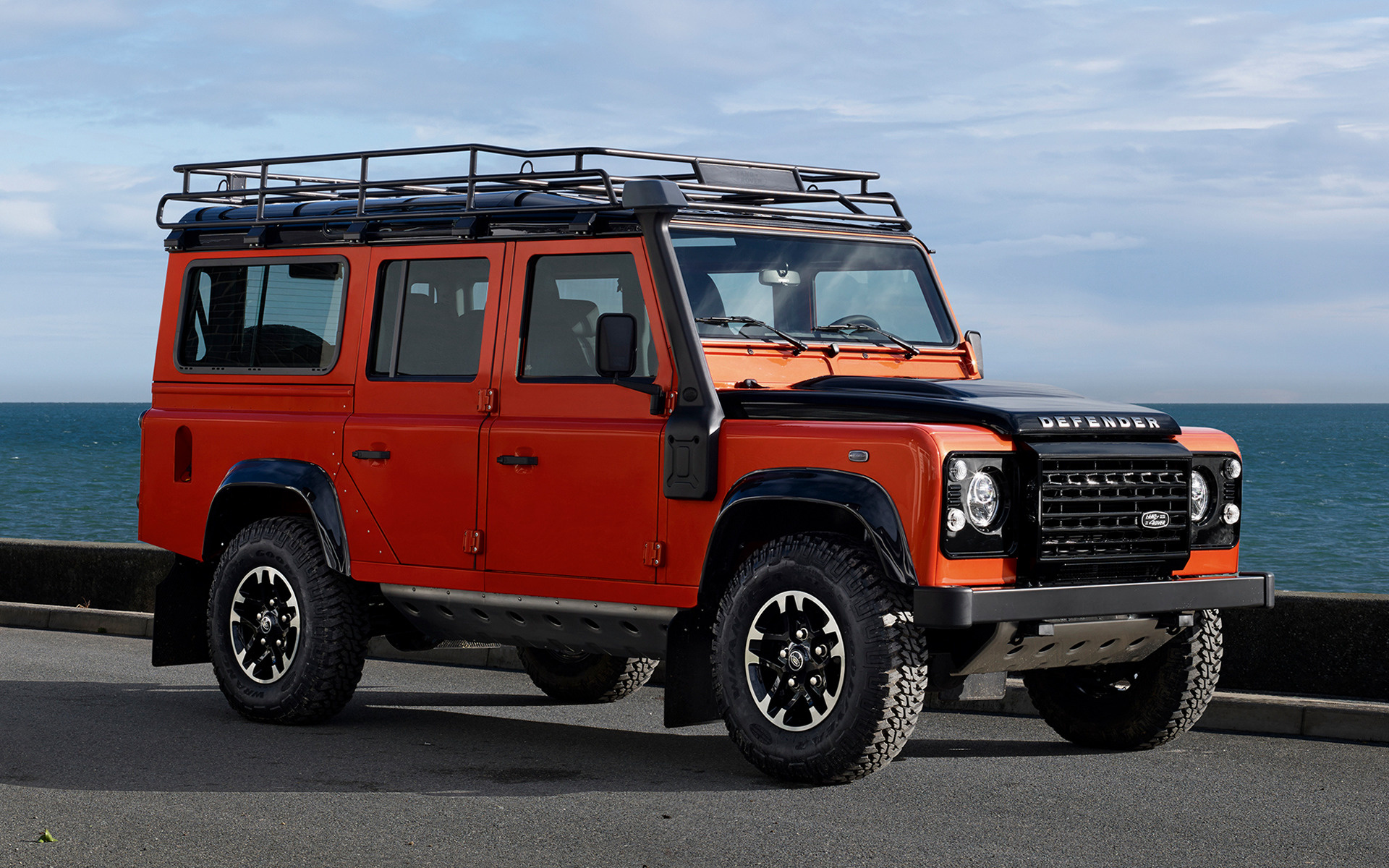 2015 Land Rover Defender 110 Adventure - Wallpapers and HD ...