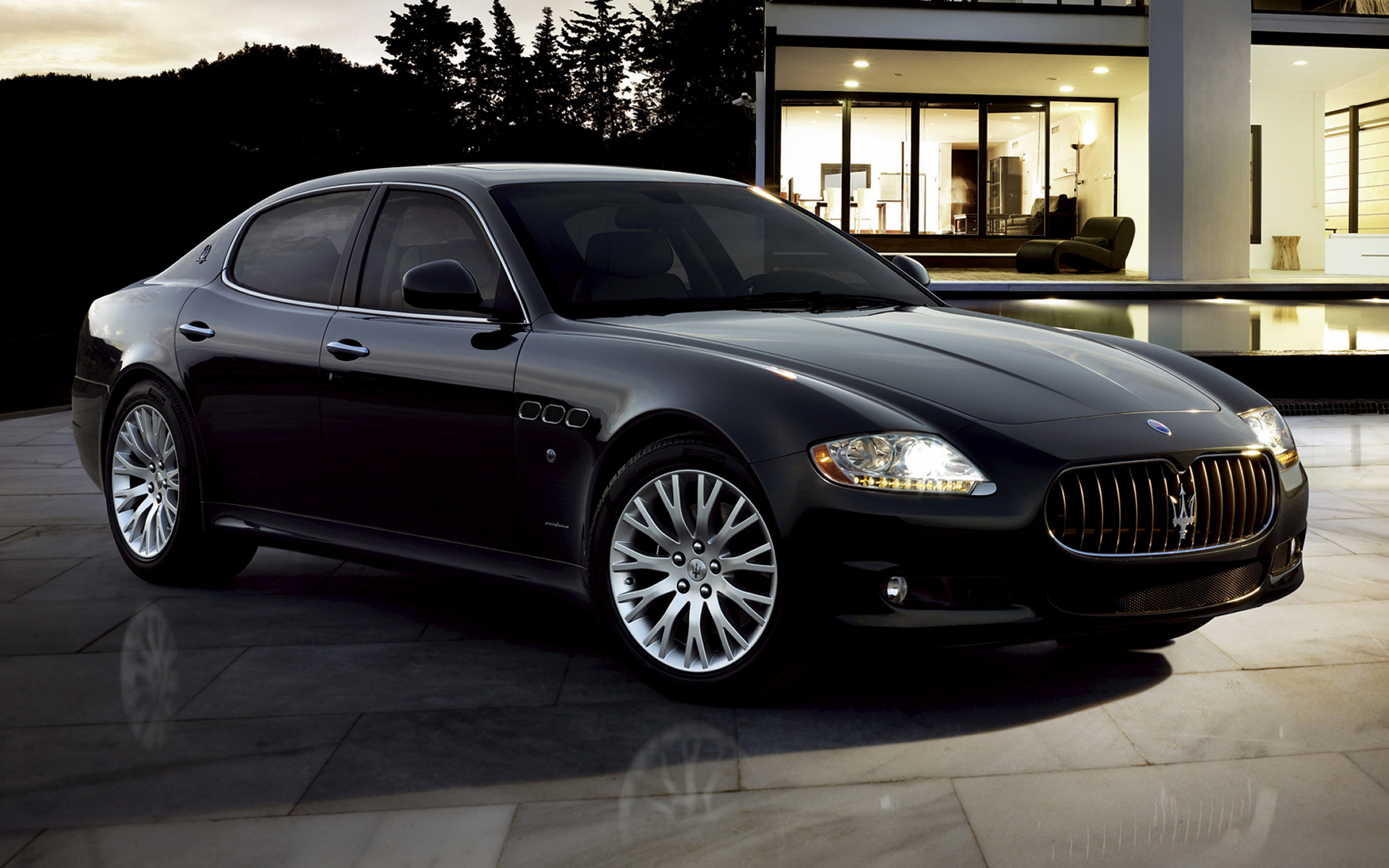 Maserati Quattroporte 2008 Wallpapers And Hd Images