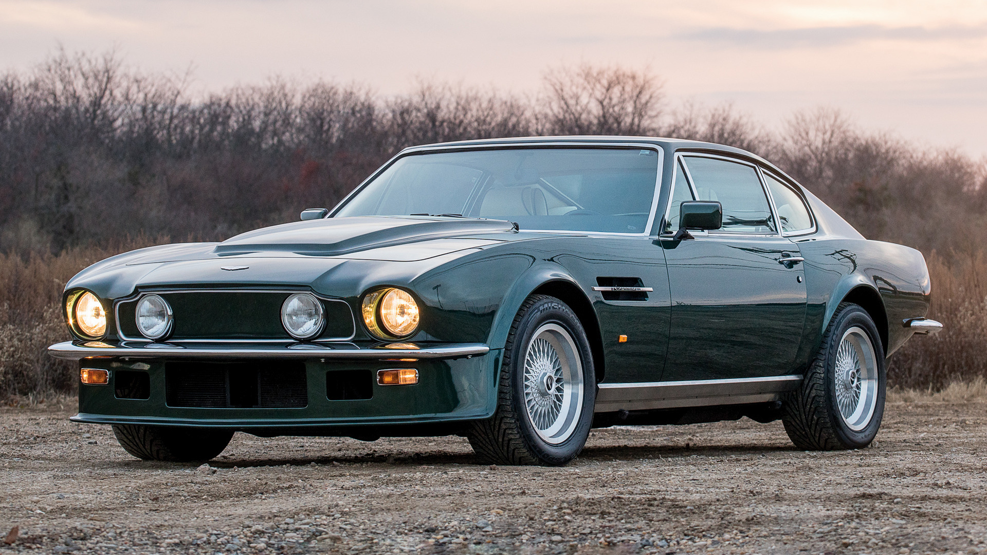 1987 Aston Martin V8 Vantage X Pack Wallpapers And Hd Images Car Pixel