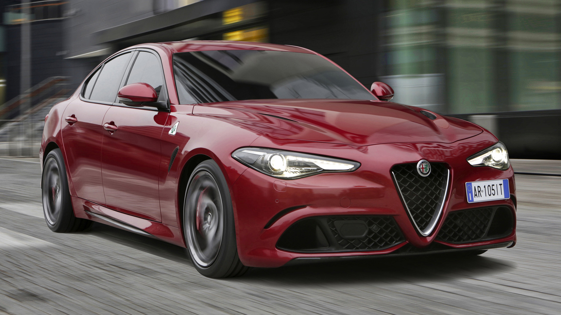Alfa Romeo Giulia Quadrifoglio 2016 Wallpapers And Hd Images Car