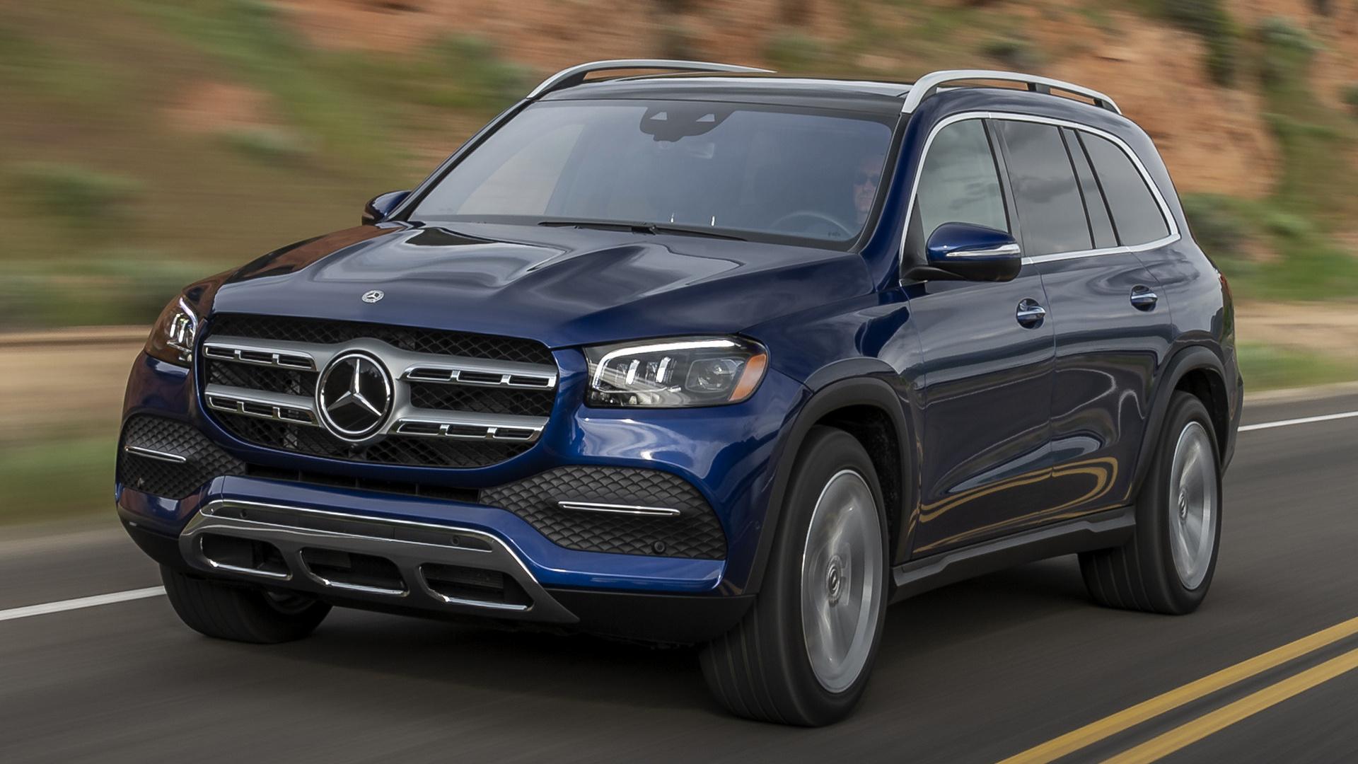 2020 Mercedes-Benz GLS-Class (US) - Hintergrundbilder und ...