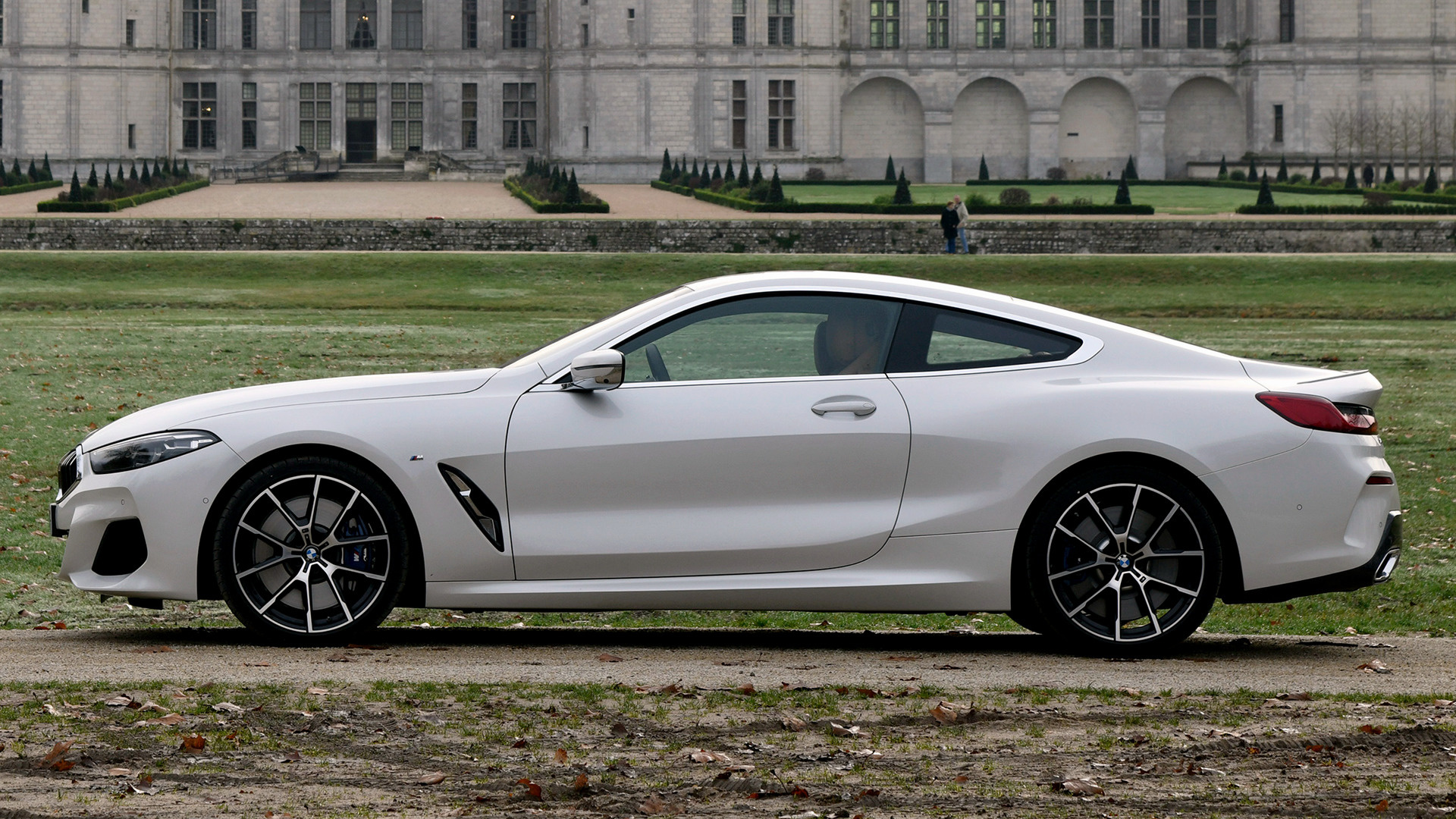 F Sport Lexus >> 2018 BMW 8 Series Coupe M Sport - Wallpapers and HD Images | Car Pixel