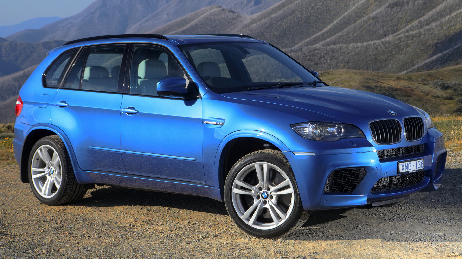 2009 BMW X5 M (AU) - Wallpapers and HD Images | Car Pixel