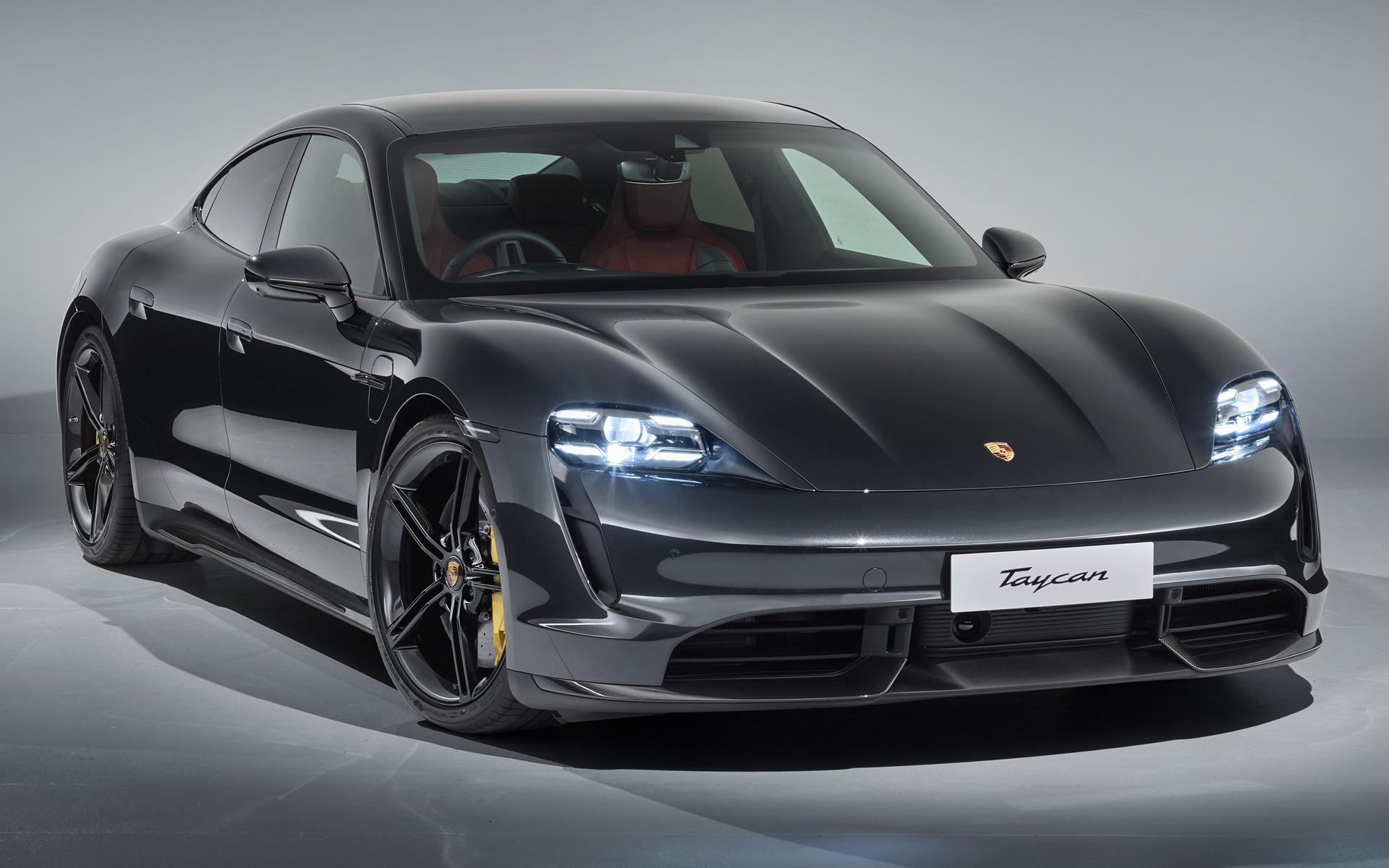 2020 Porsche Taycan Turbo S Au Papeis De Parede E Imagens De Fundo Em Hd Car Pixel