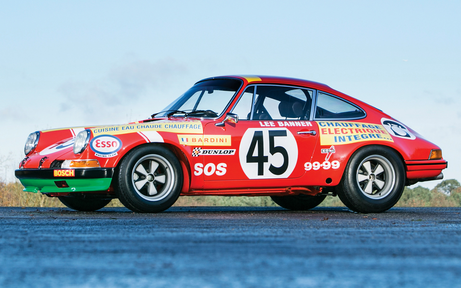 1977 Porsche 911 >> 1969 Porsche 911 S Rally Car - Wallpapers and HD Images