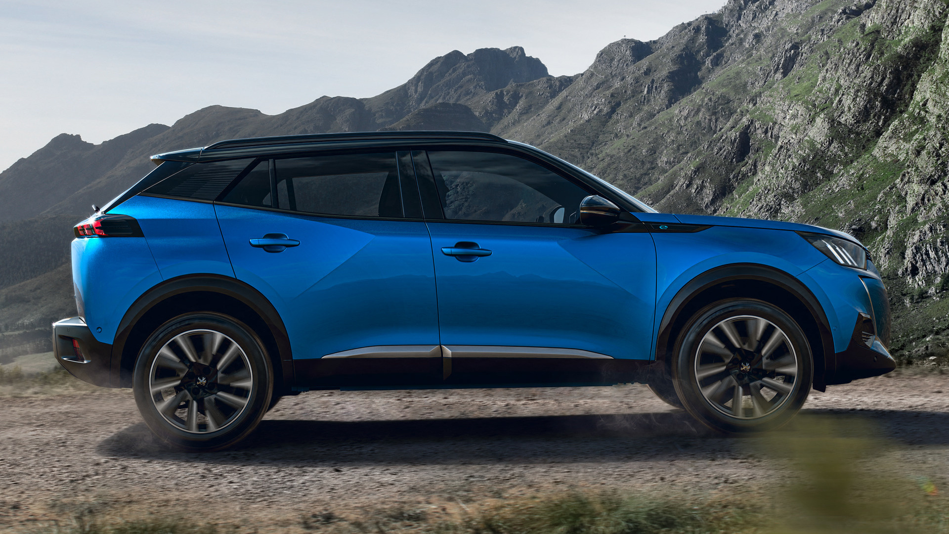 2019 Peugeot e-2008 GT - Wallpapers and HD Images | Car Pixel