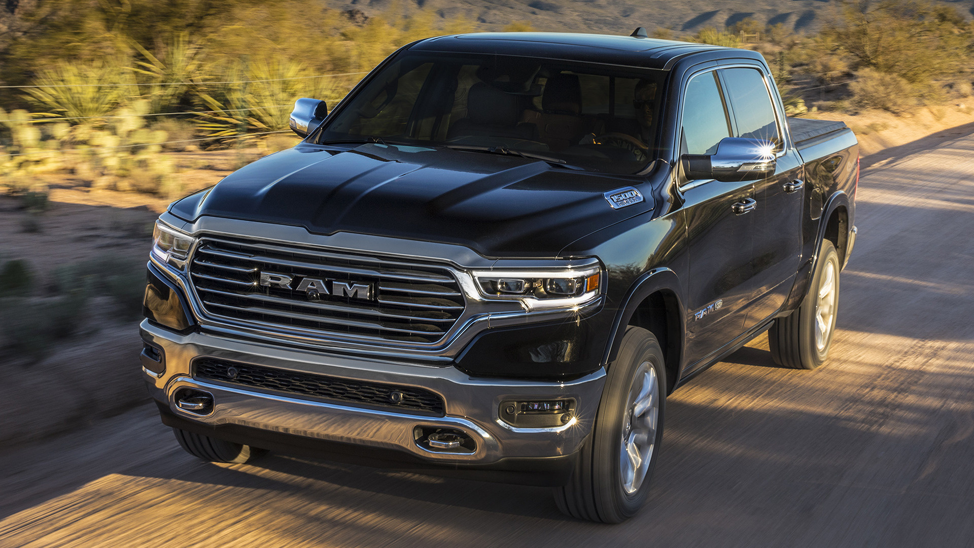 Dodge Big Horn >> 2019 Ram 1500 Laramie Longhorn Crew Cab Off-Road Package [Short] - Wallpapers and HD Images ...